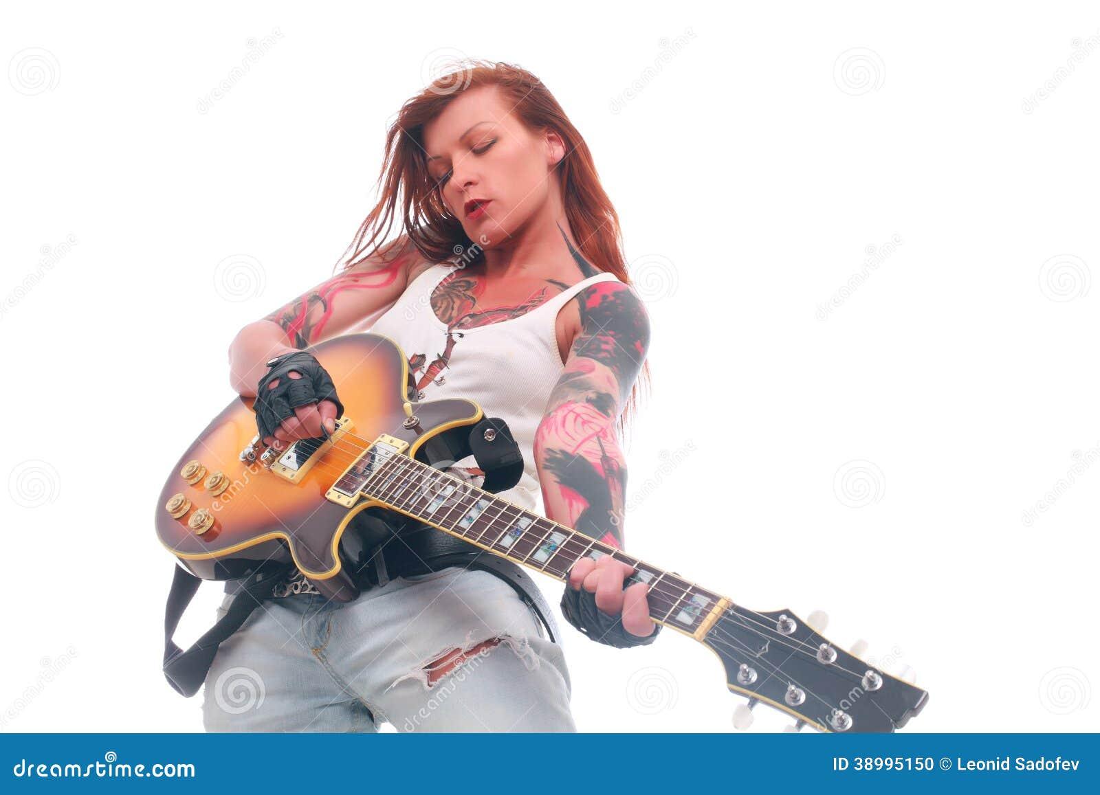 Девушка рок-н-ролла