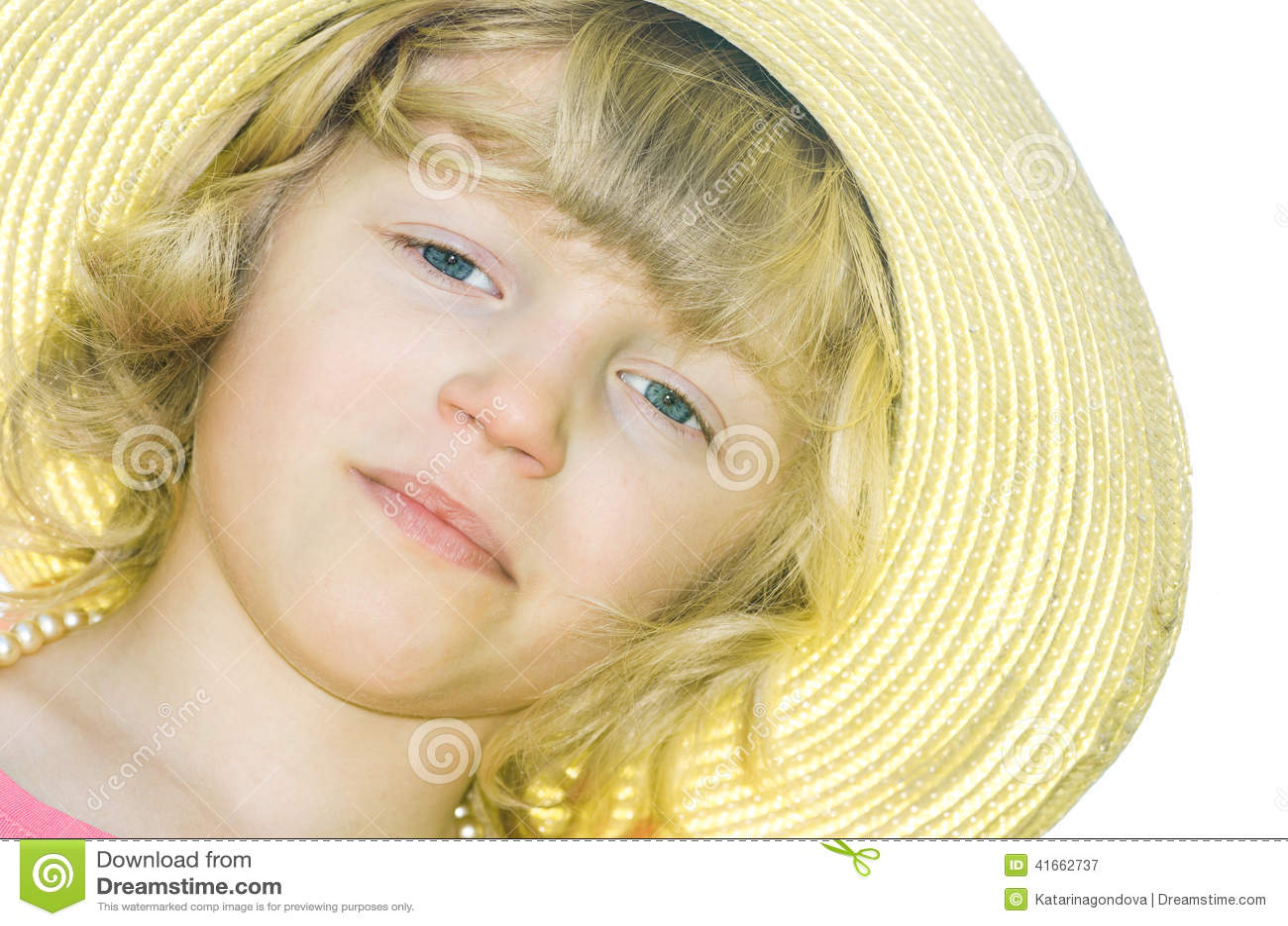 Девушка с шлемом