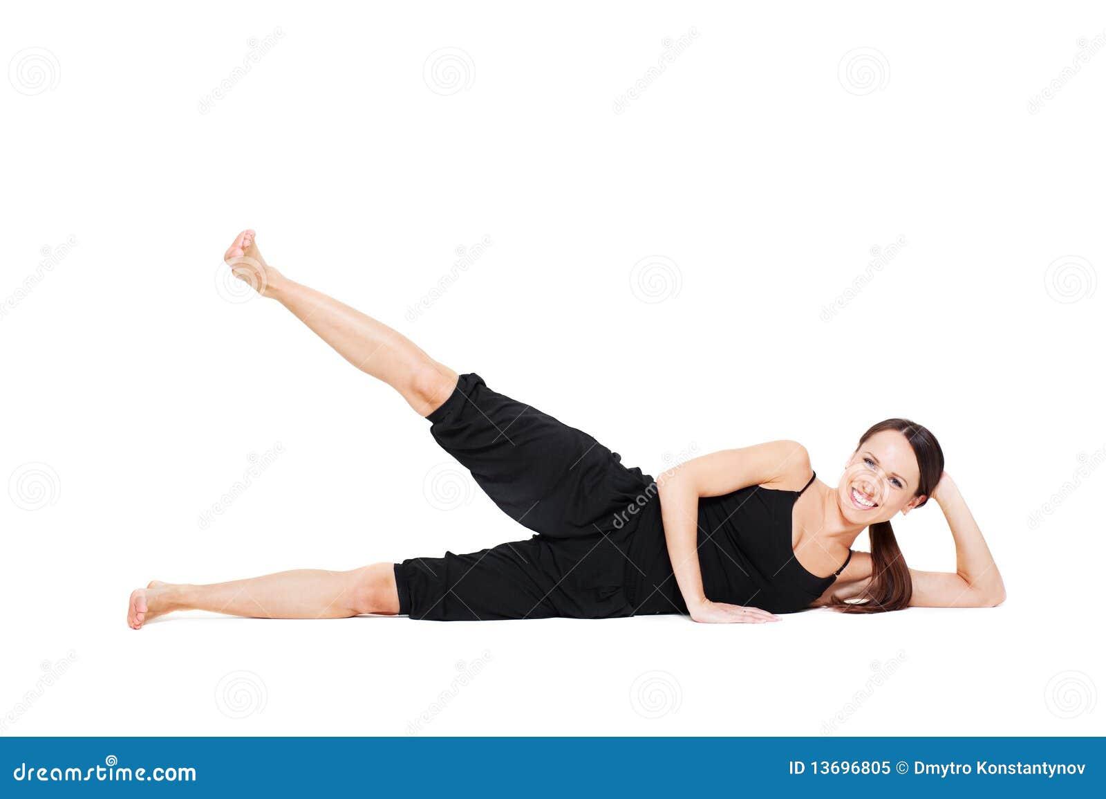 делать женщину smiley тренировки