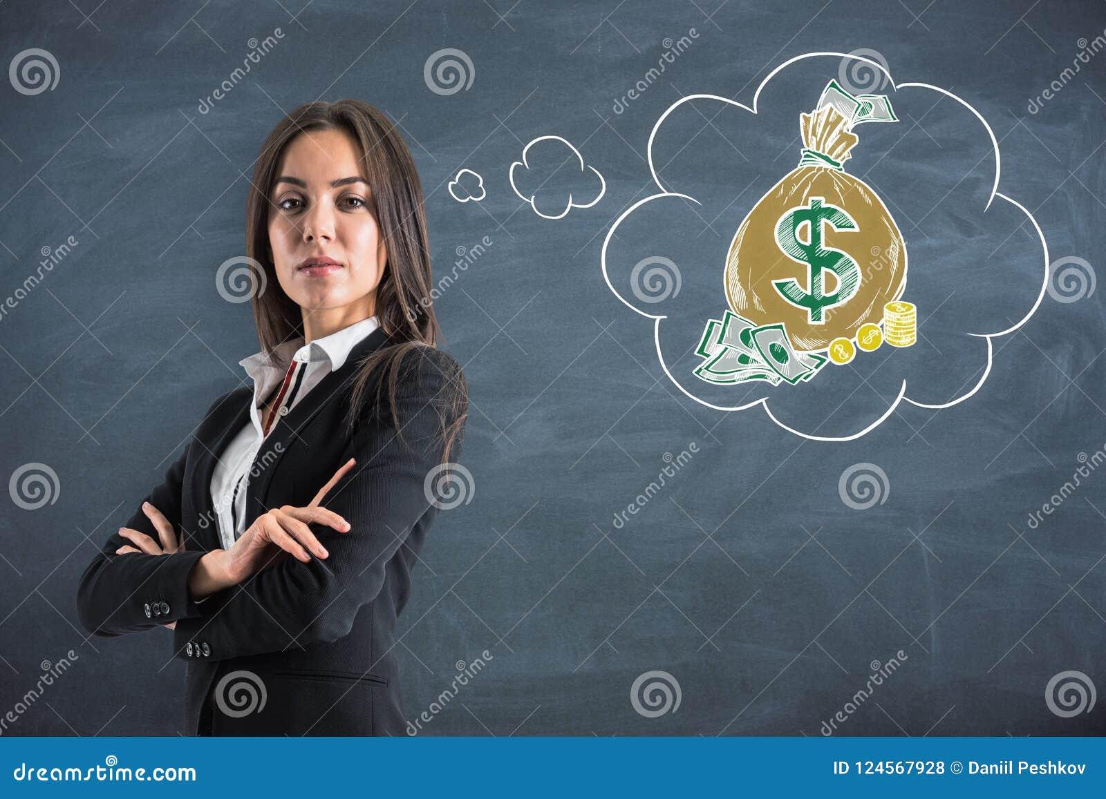 Деньги и богатая концепция