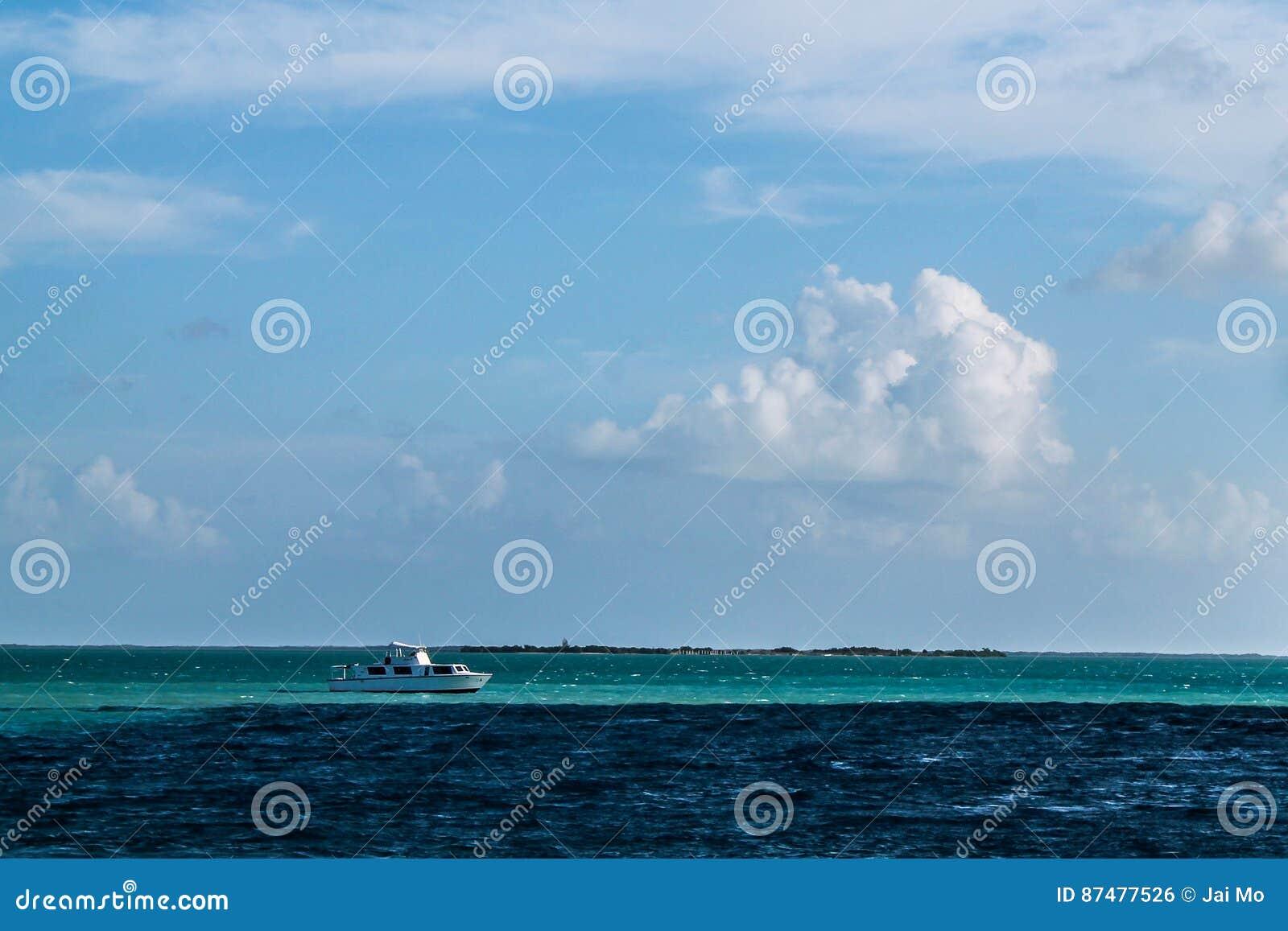День на океане