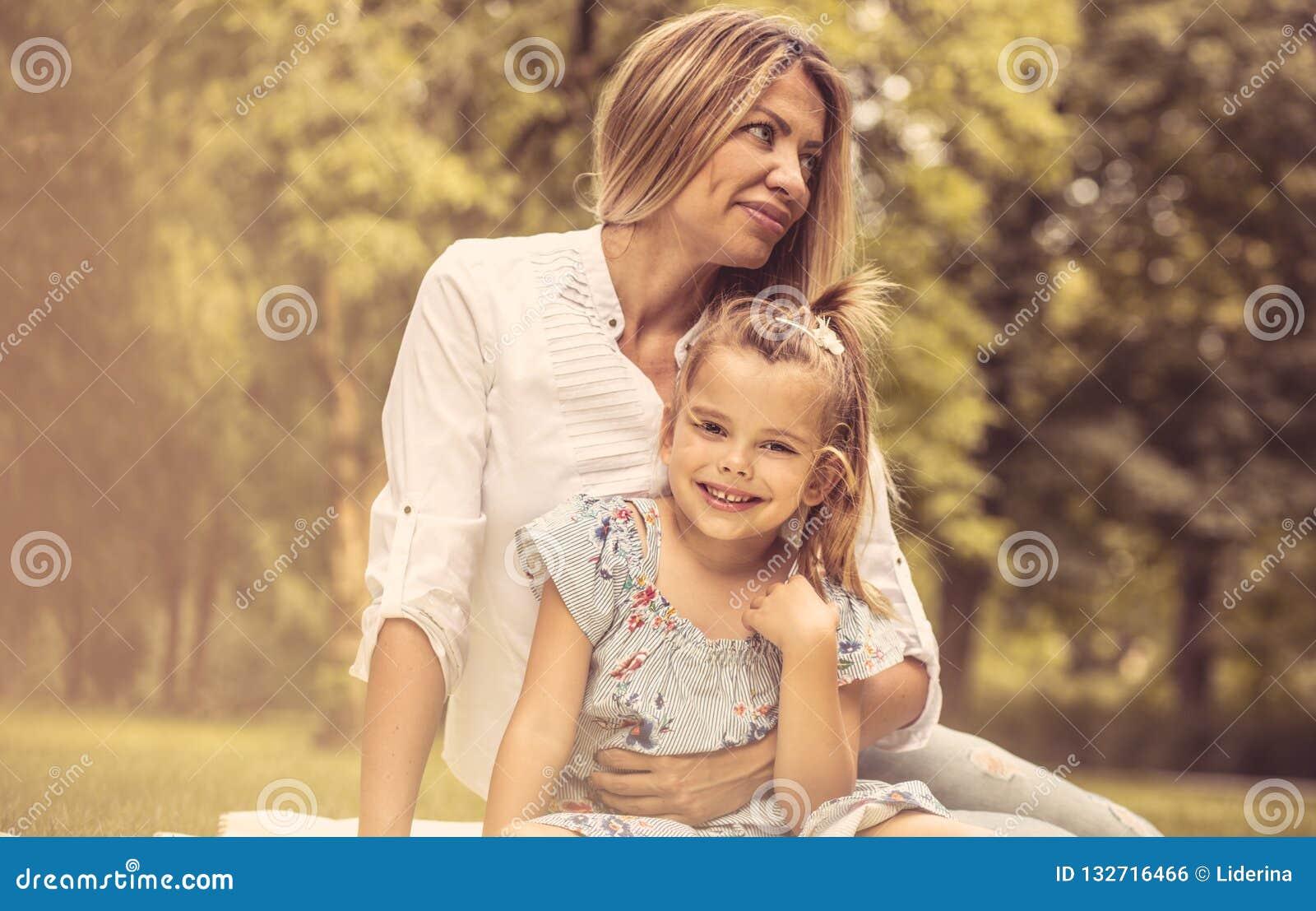 День с мамой