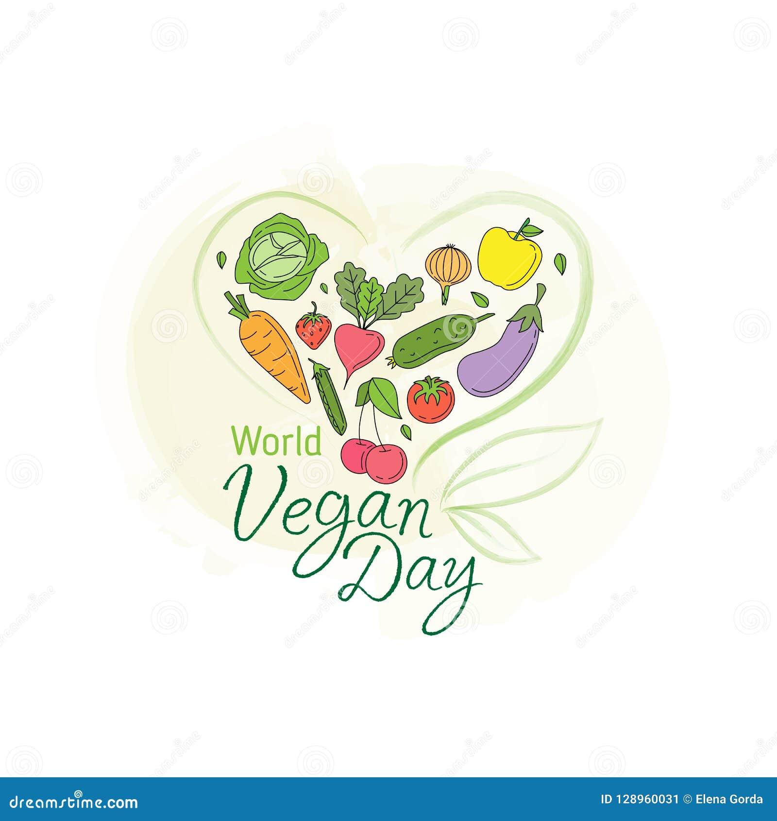 День vegan мира