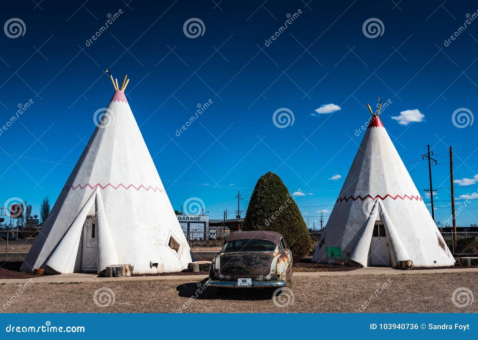 Деревня вигвама - Holbrook, AZ