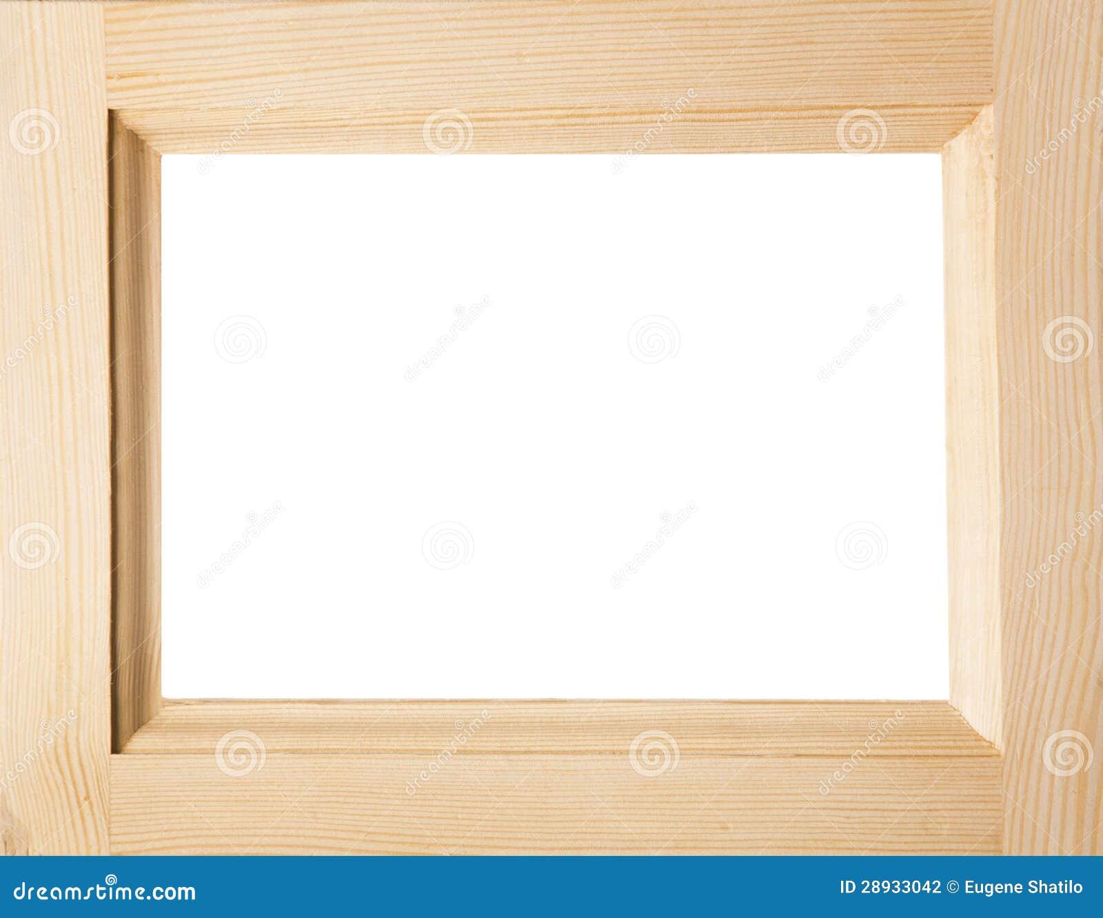 деревянная рамка стоковое фото изображение насчитывающей ольшаника