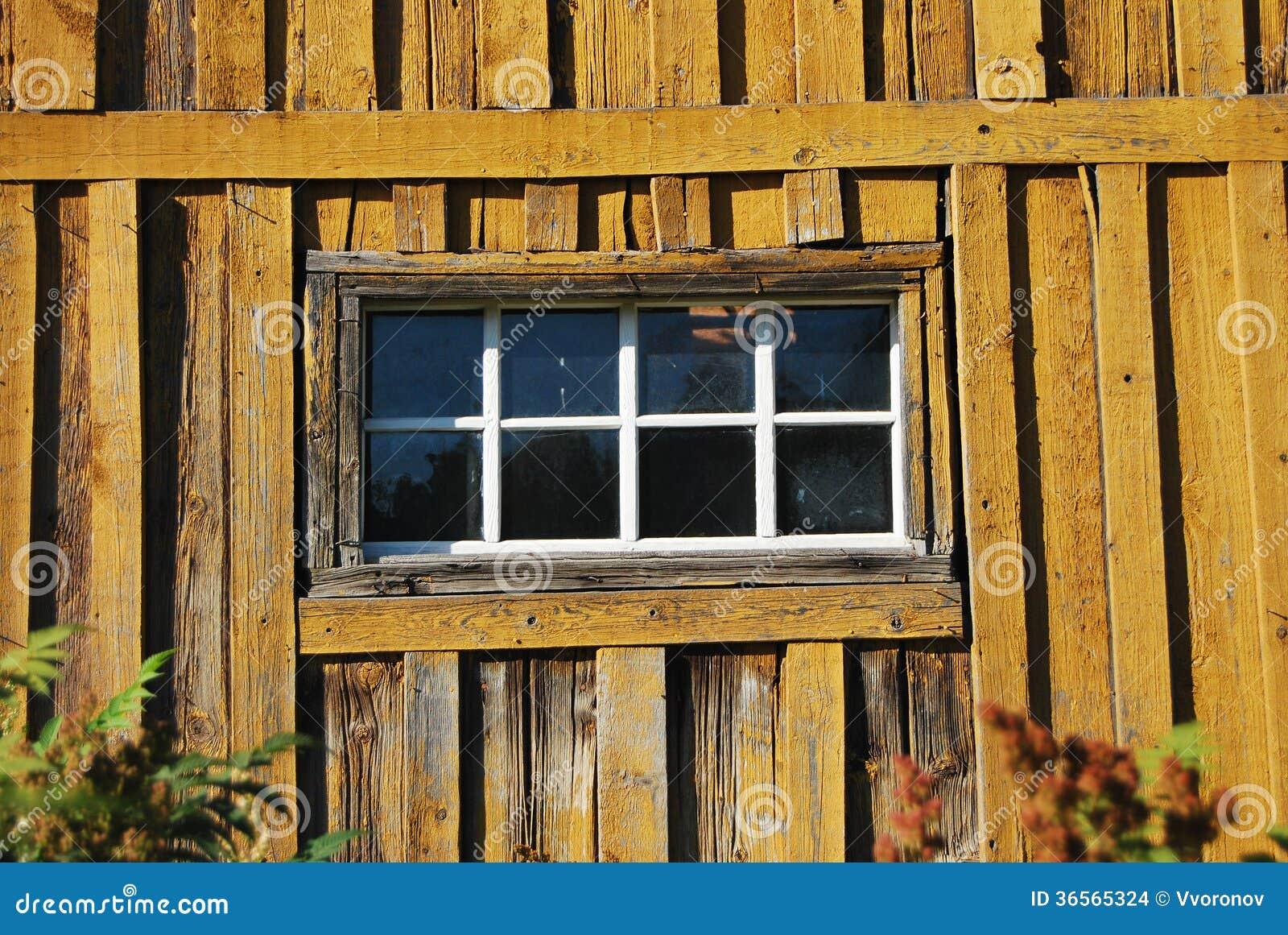 Как сделать окна в сарае