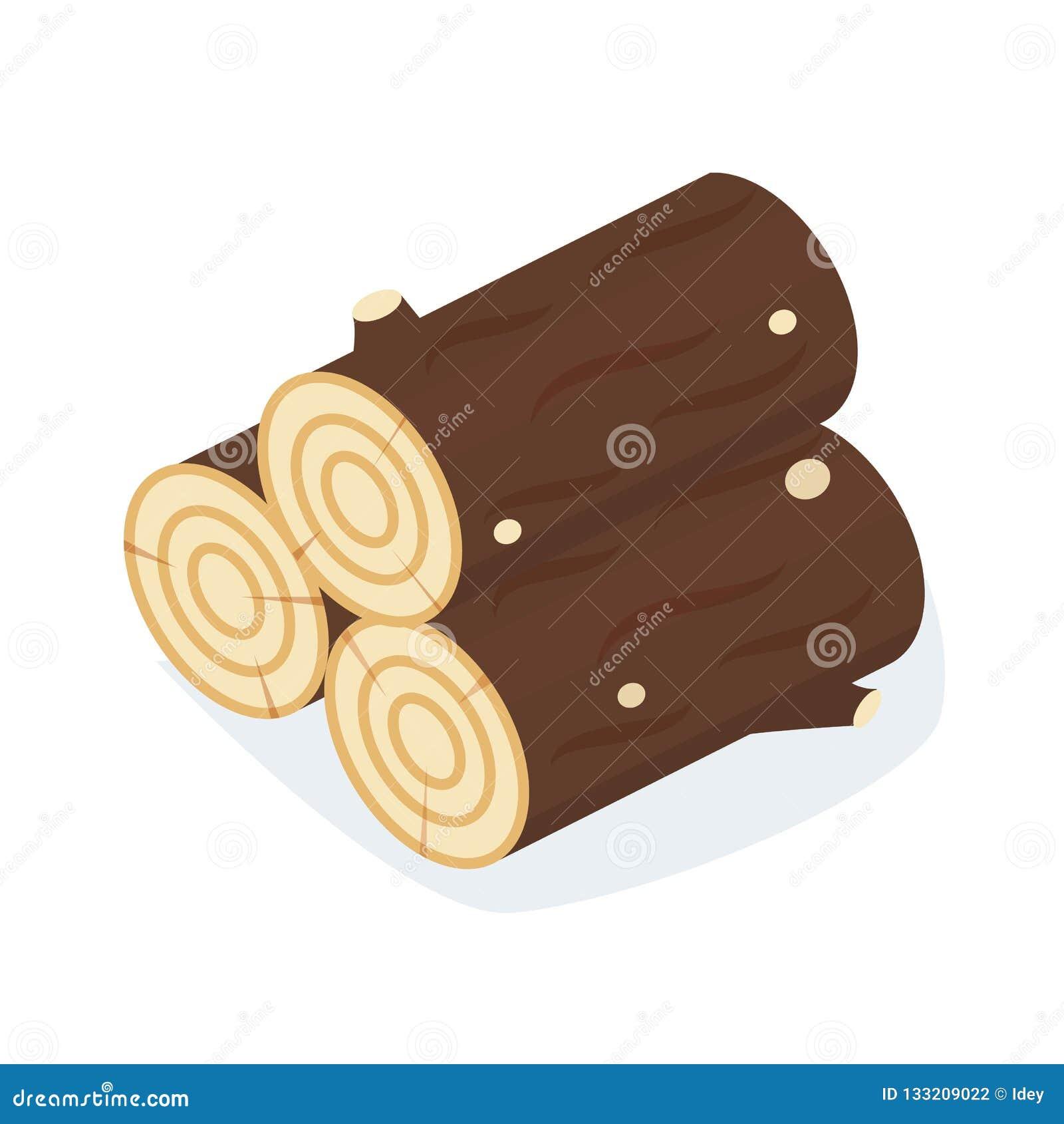Деревянные журналы, для тимберса и индустрии woodworking