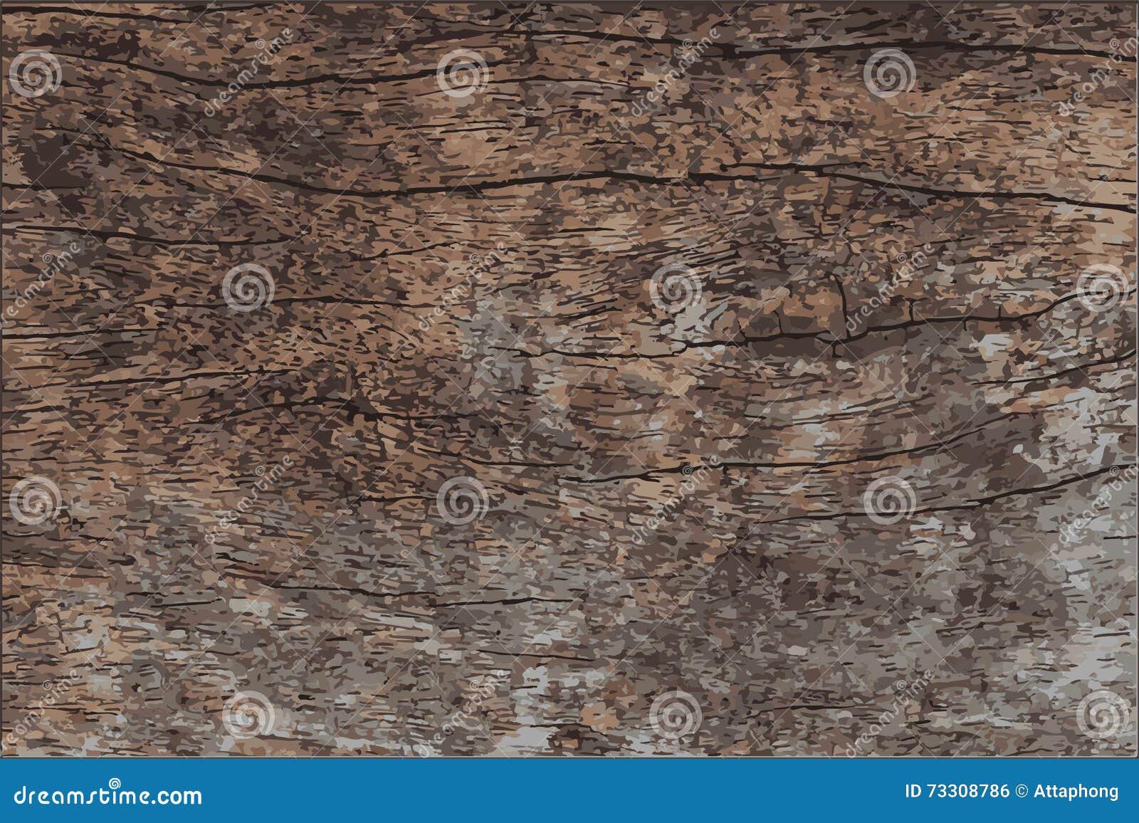 Деревянный вектор текстуры