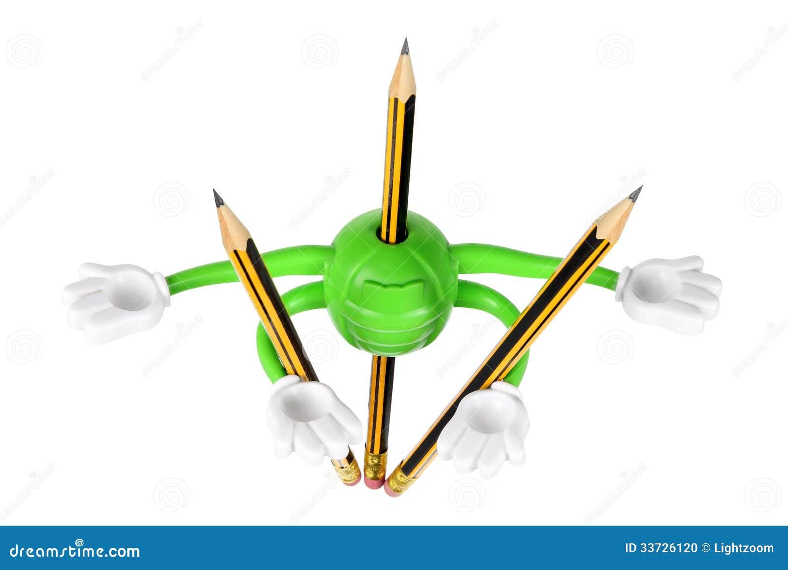 Держатель карандаша