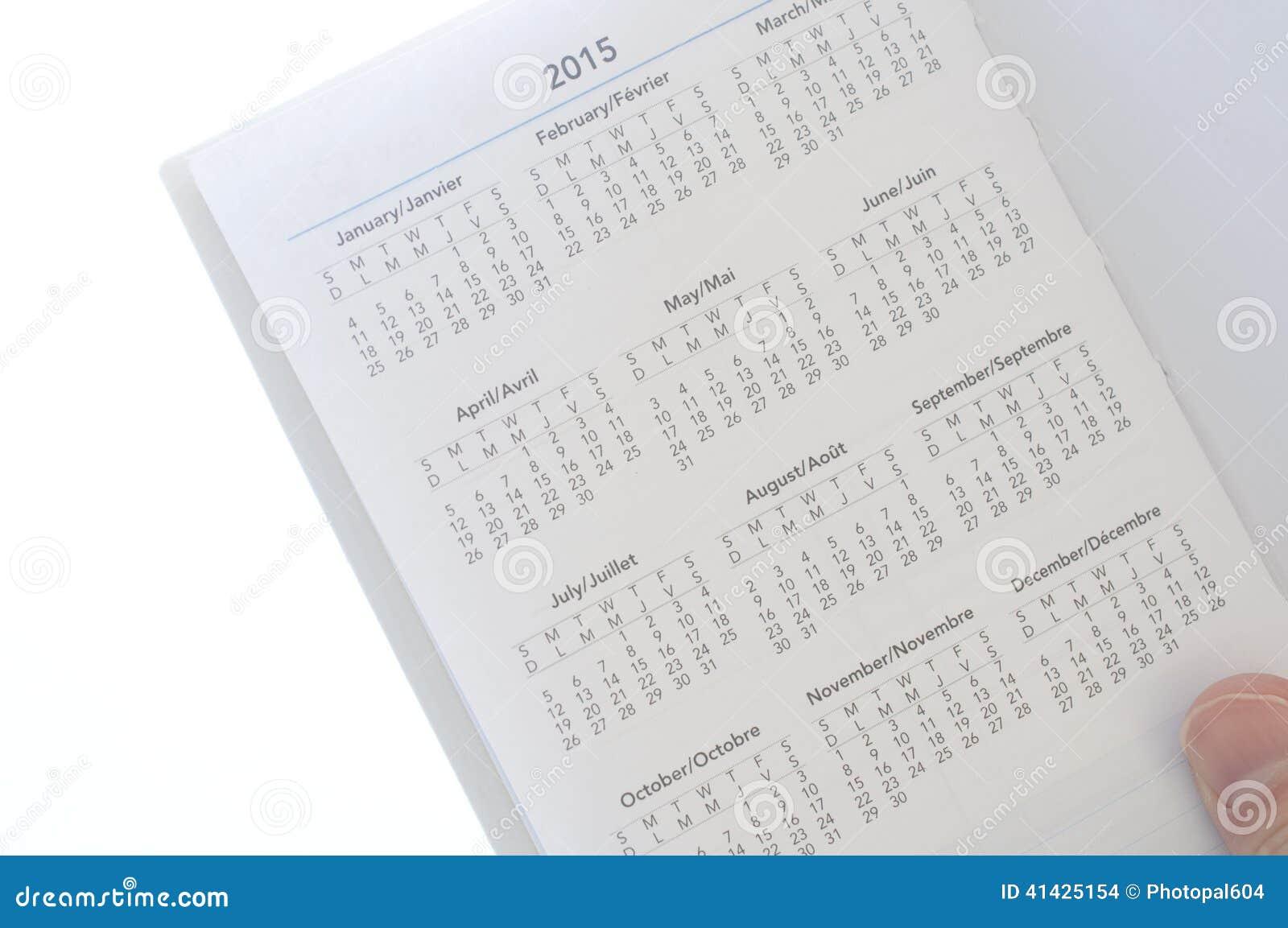 Держать календарь календаря новый 2015