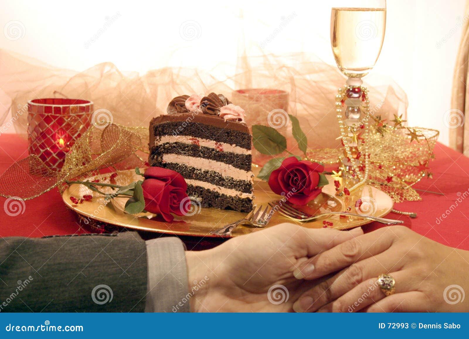 десерт романтичный