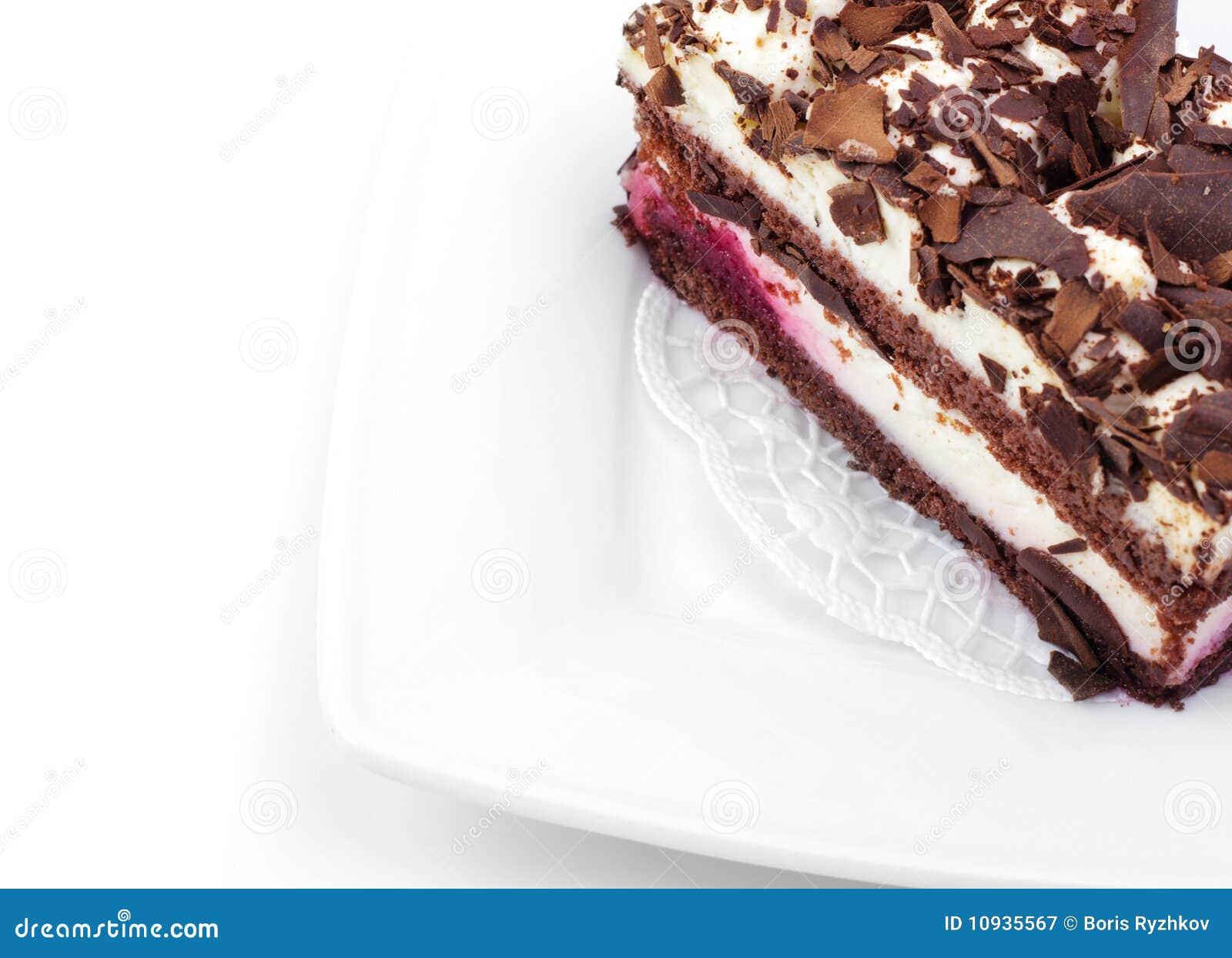 десерт шоколада cheesecake