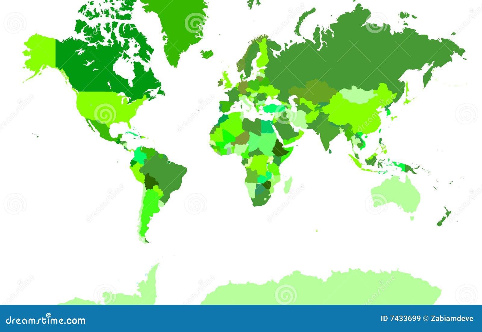 детальный экстренный мир карты