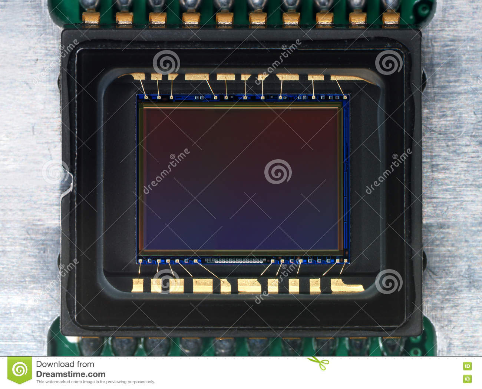Детектор CCD от камеры