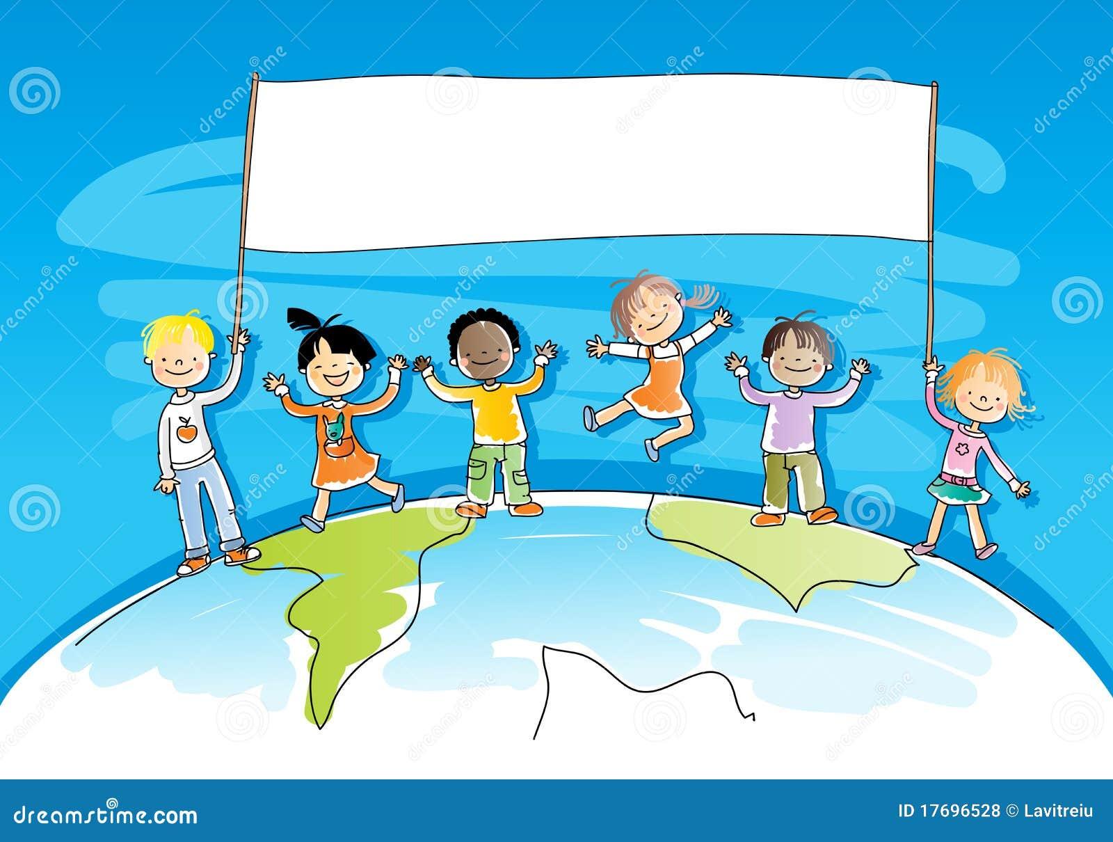 дети многокультурные
