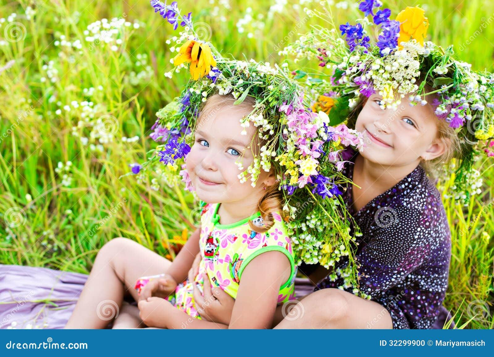 лето природа картинка для детей