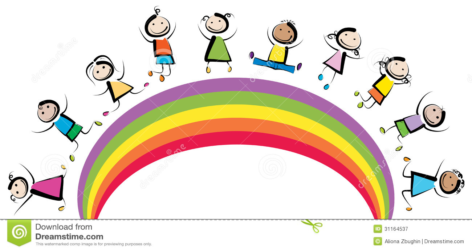 Дети радуги
