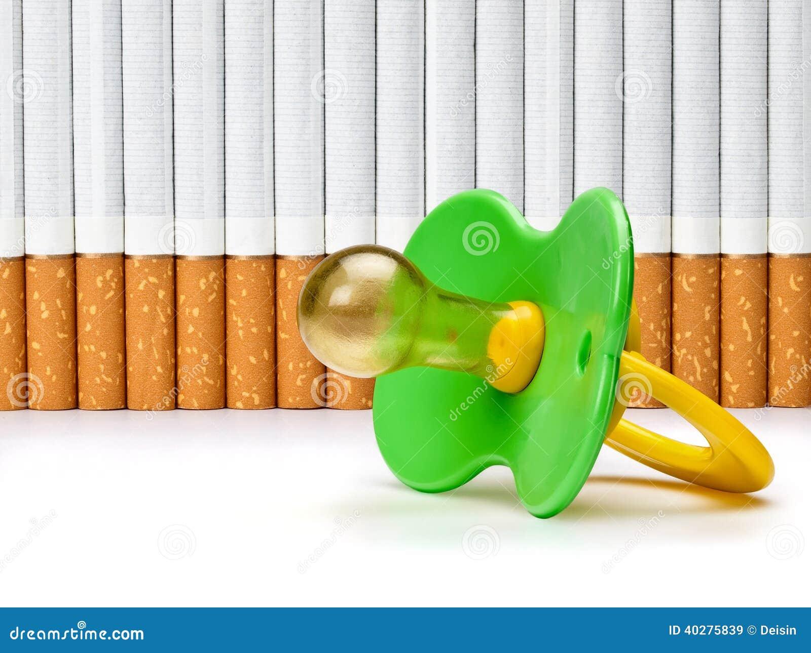 Дети думмичные против защиты от сигарет