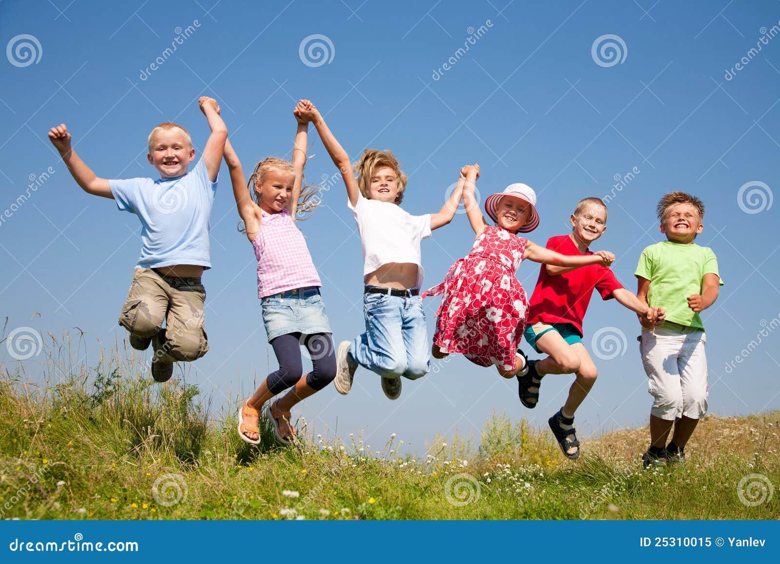 детство счастливое
