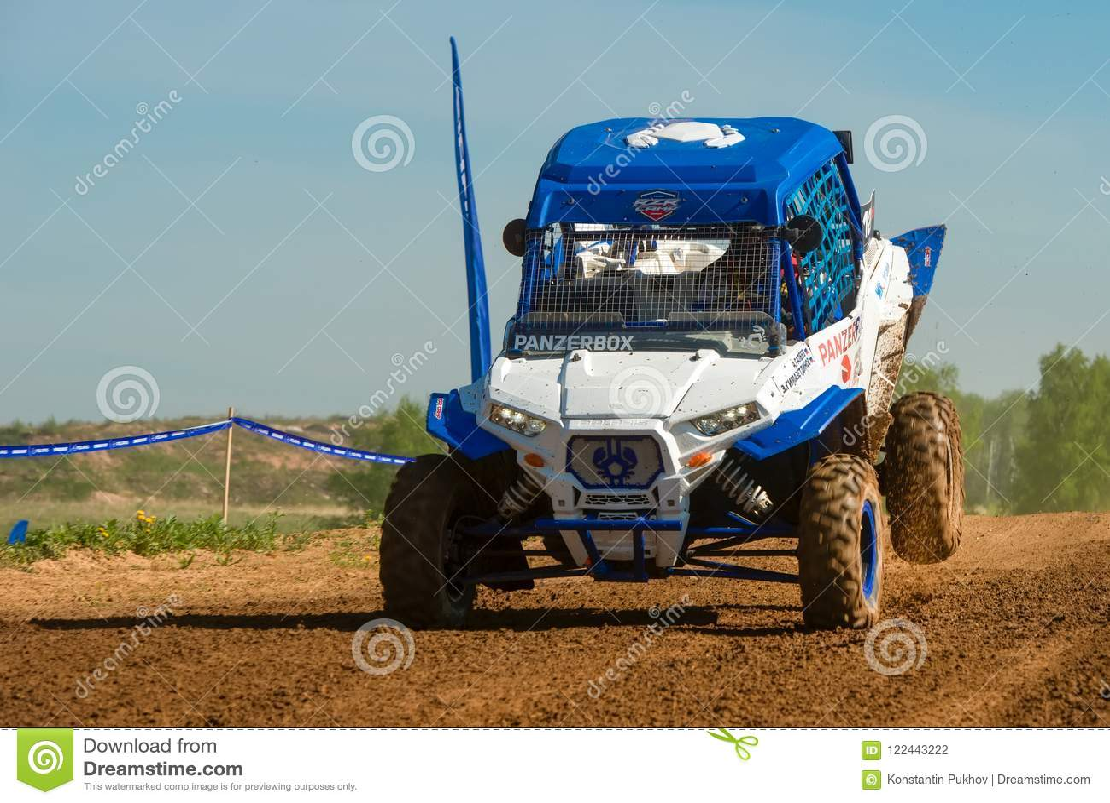 Дефектные земли на передних колесах
