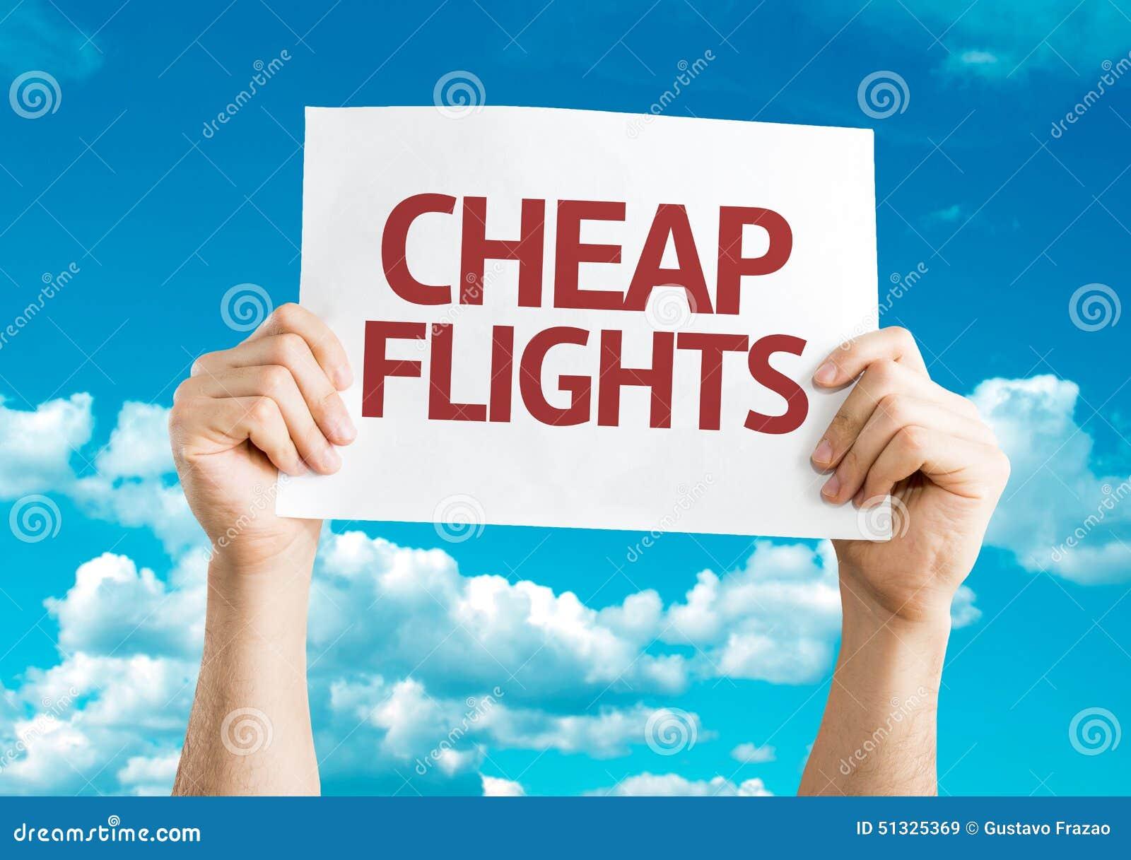Дешевая карточка полетов с предпосылкой неба