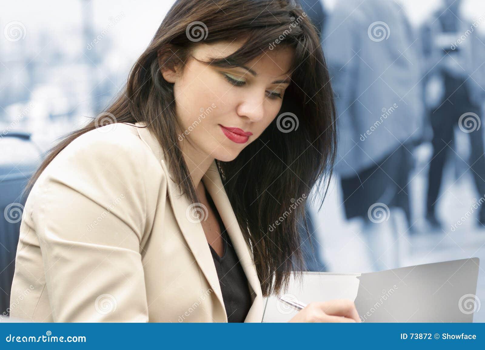 деятельность женщины