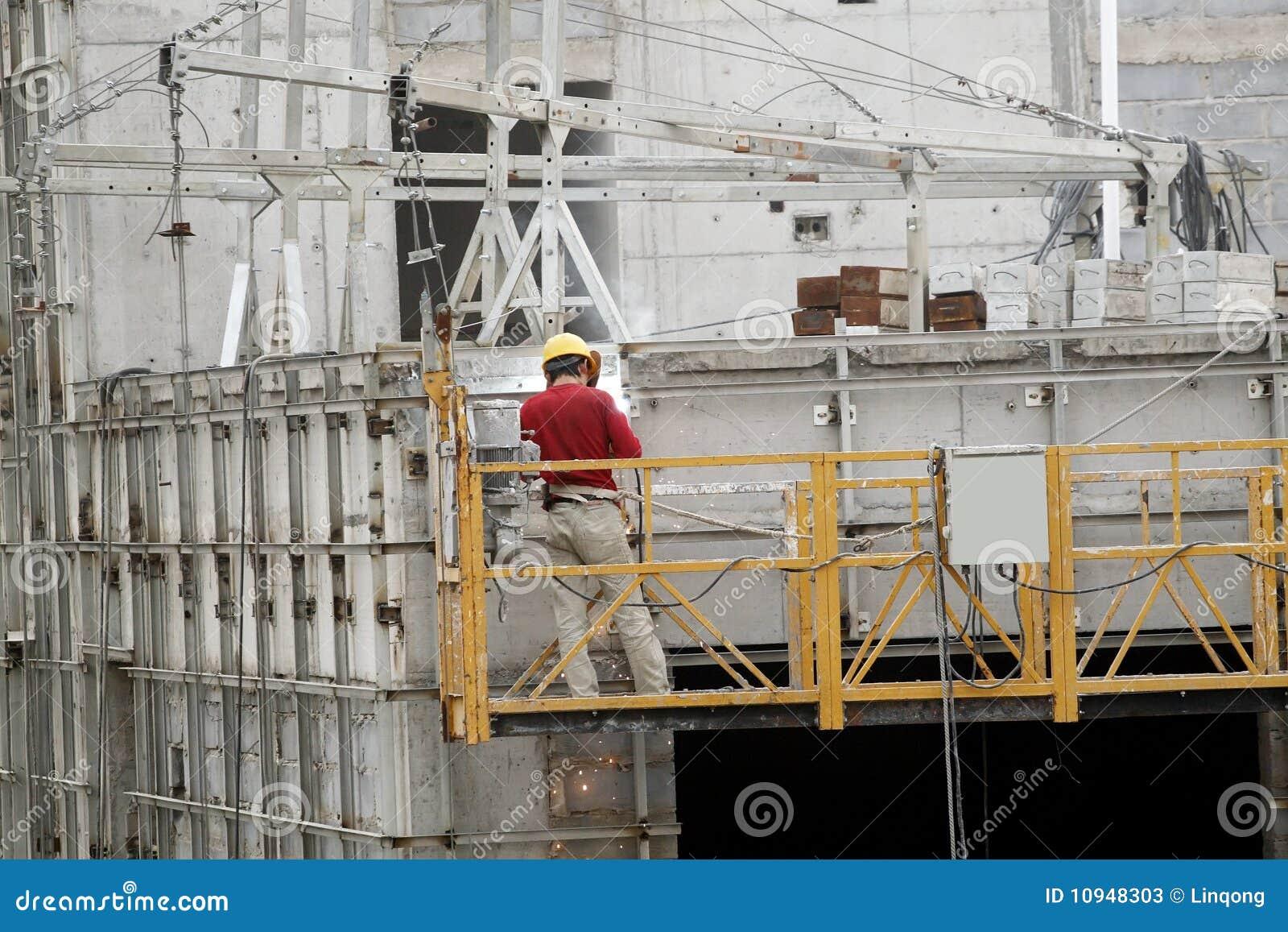 деятельность рабочий-строителя