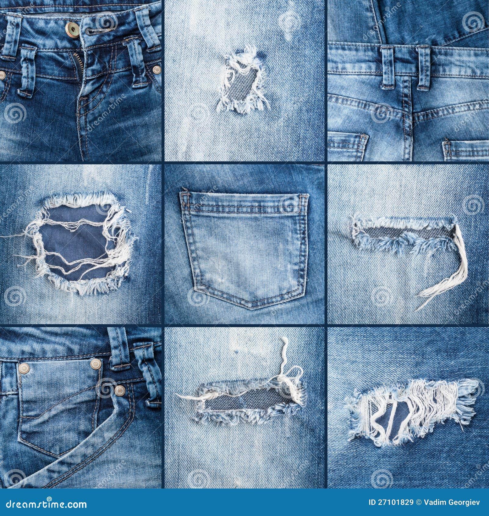 Как состарить джинсу в домашних условиях