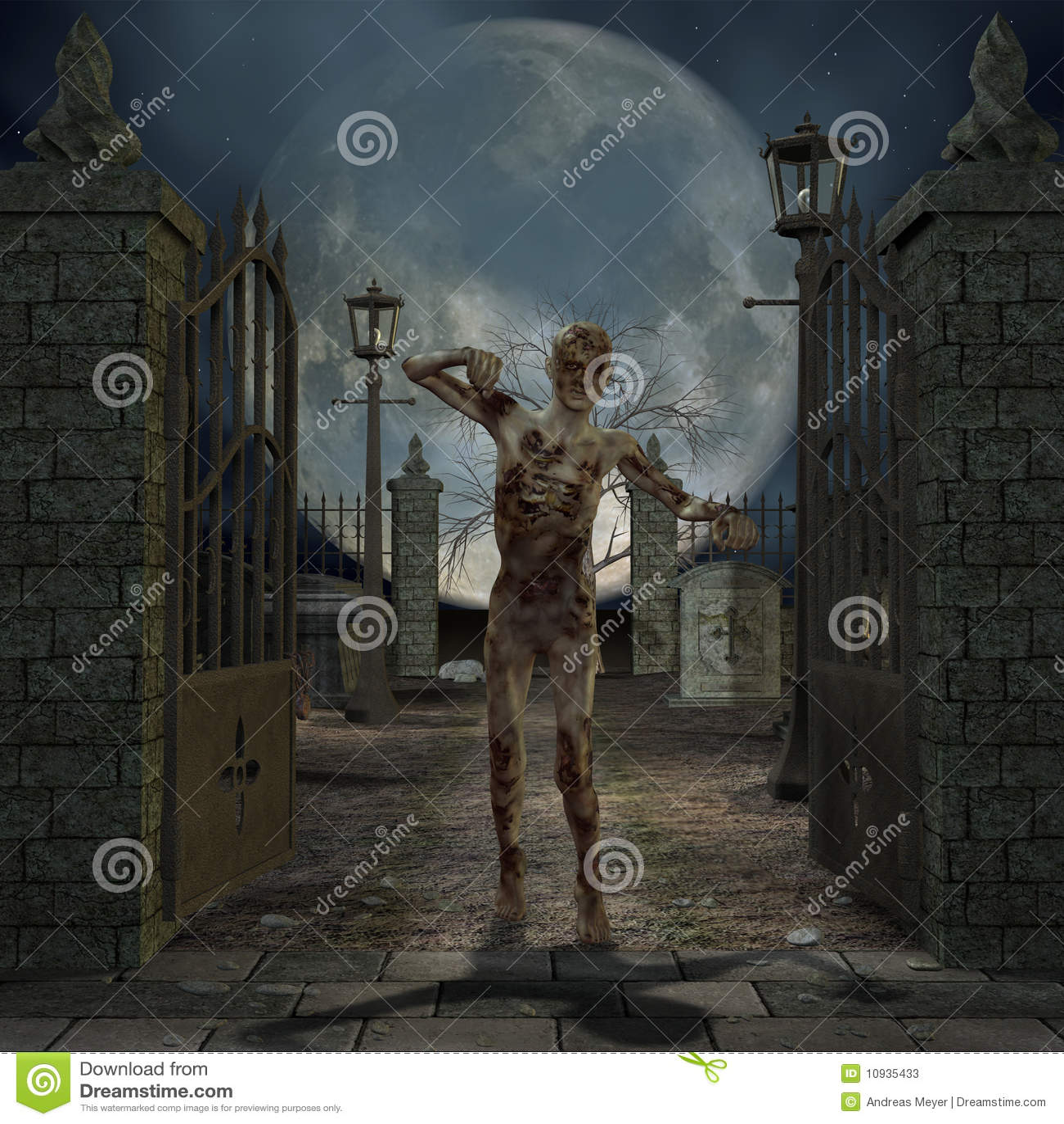 диаграмма зомби halloween