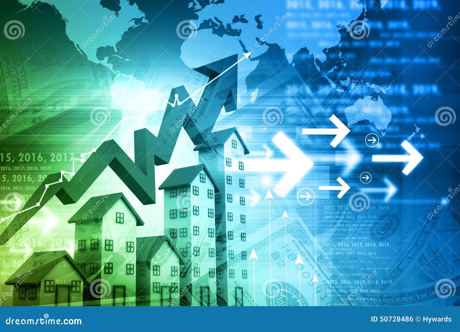 Диаграмма рынка недвижимости