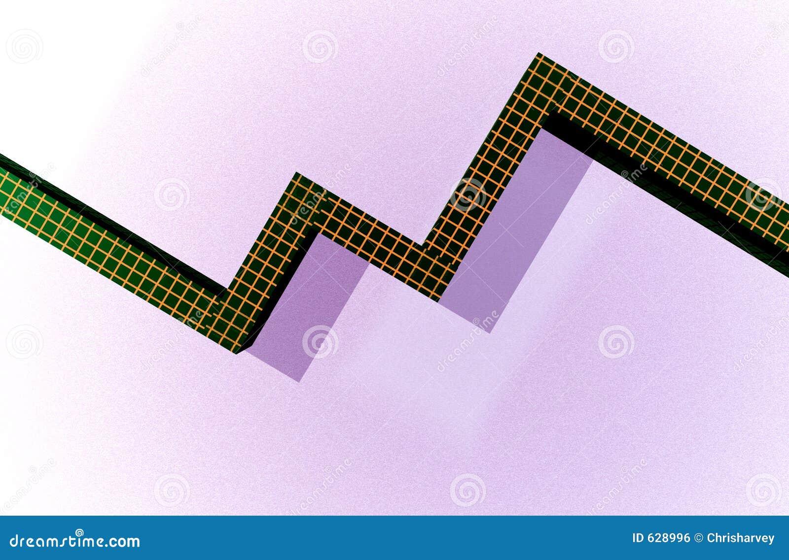 Download Диаграмма 3 иллюстрация штока. иллюстрации насчитывающей наконечников - 628996