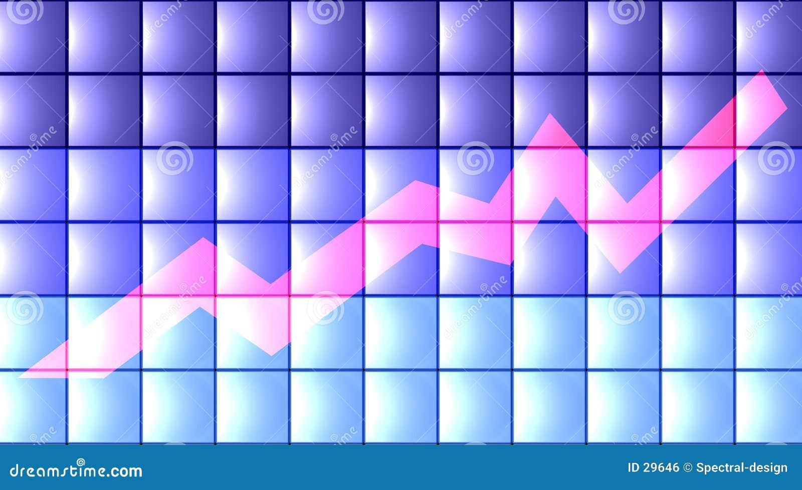 диаграмма 3d плоская