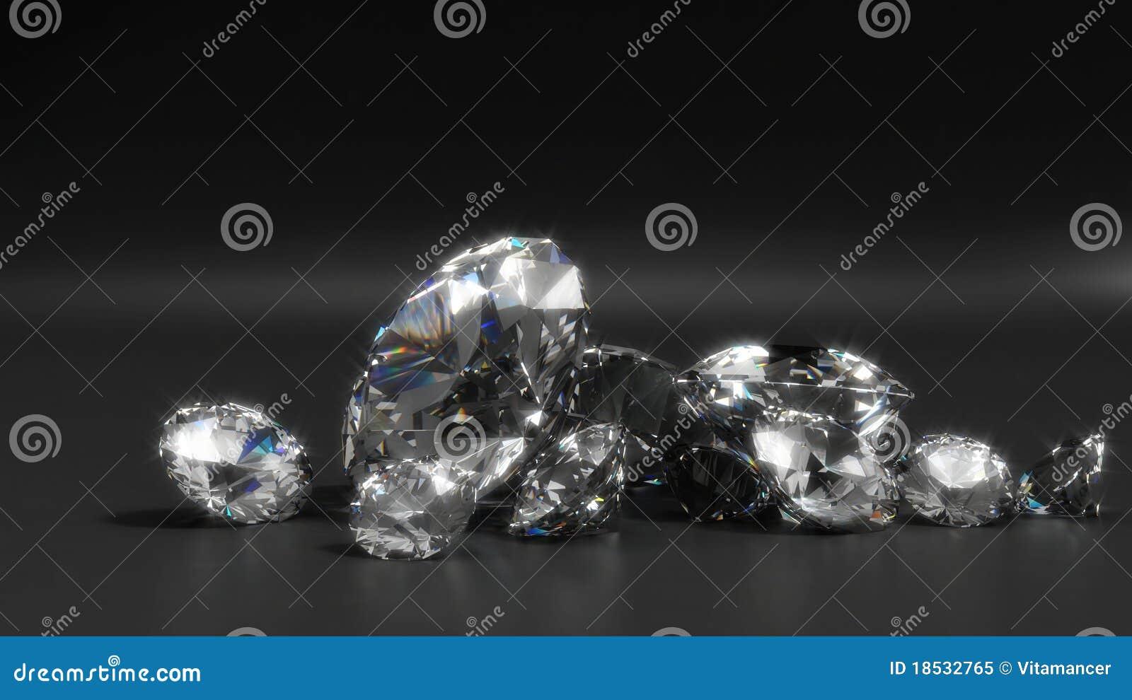 диаманты