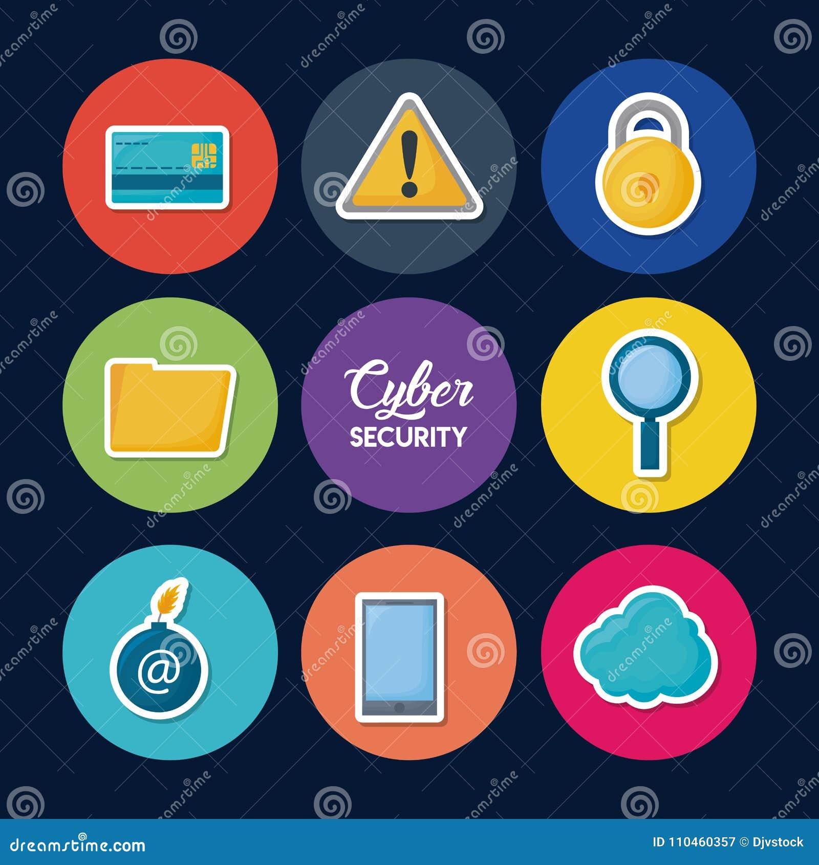 Дизайн безопасностью кибер