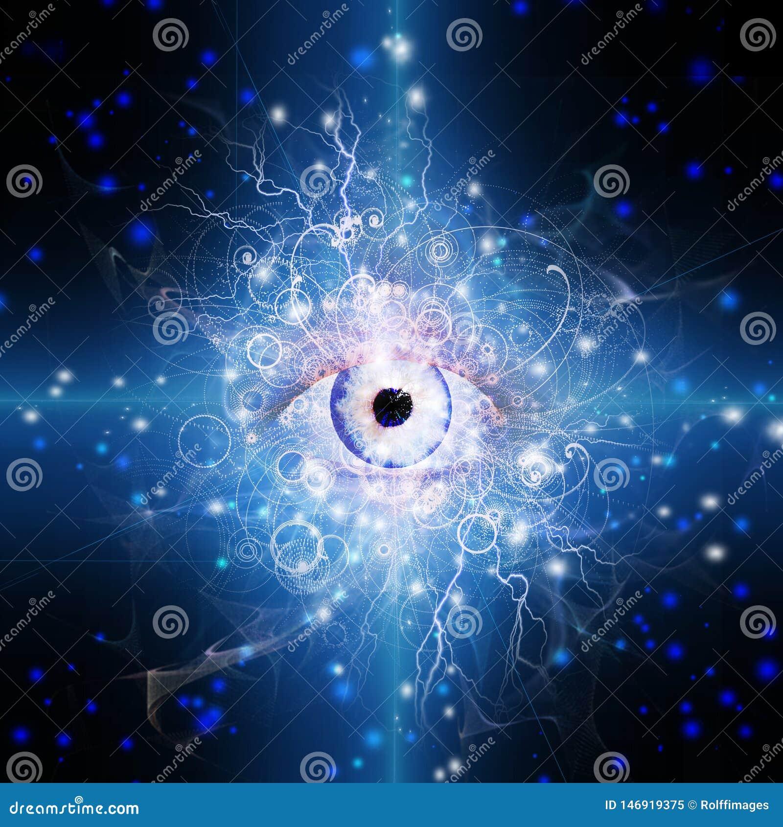 Дизайн глаза