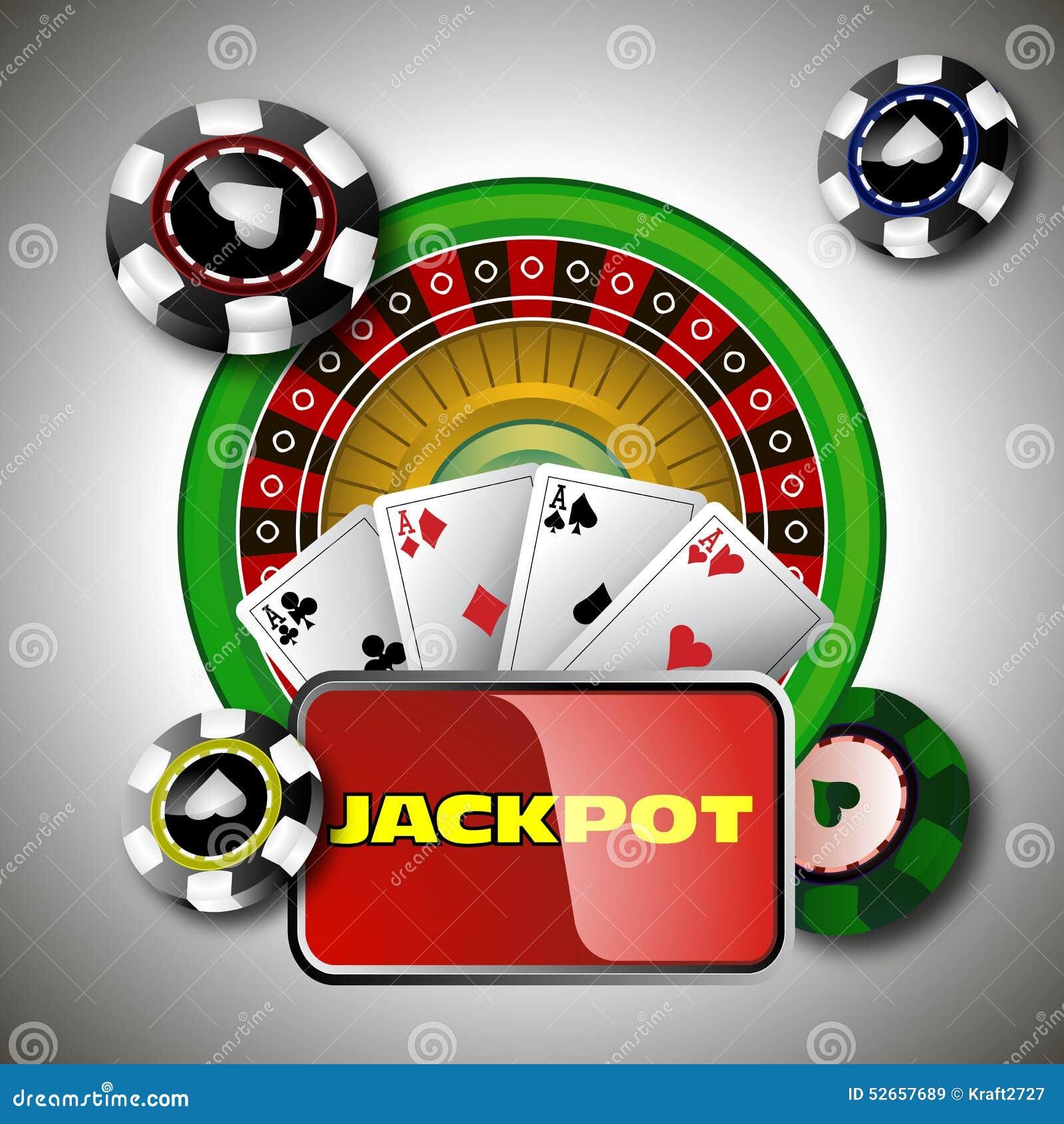 Дизайн и джэкпот казино