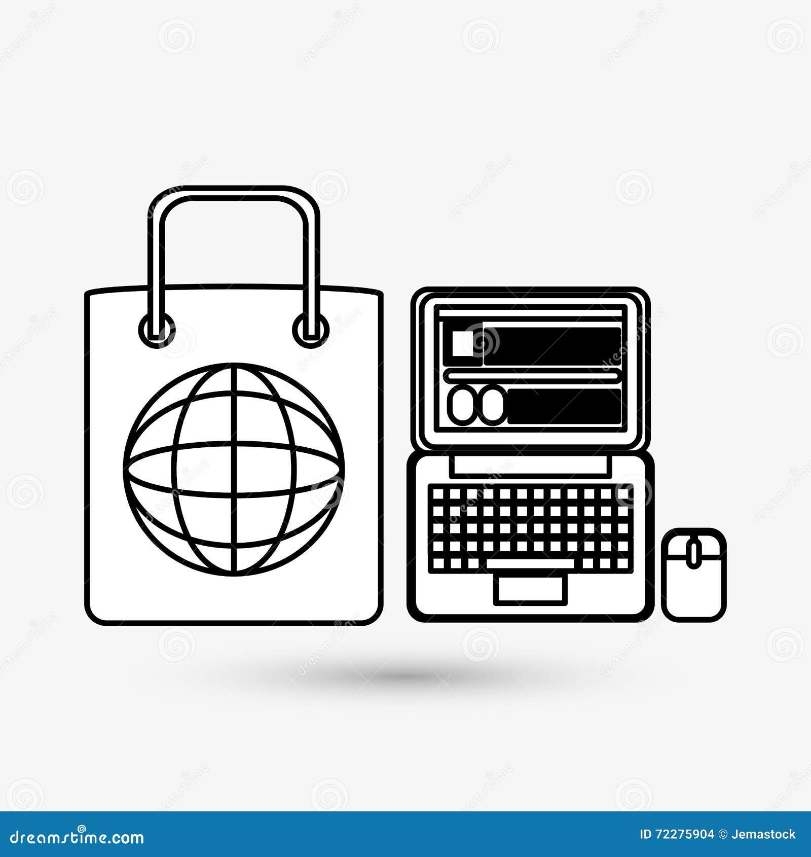 Download Дизайн маркетинга цифров интернет принципиальной схемы цвета предпосылки голубой Значок стратегии Иллюстрация вектора - иллюстрации насчитывающей интернет, технология: 72275904