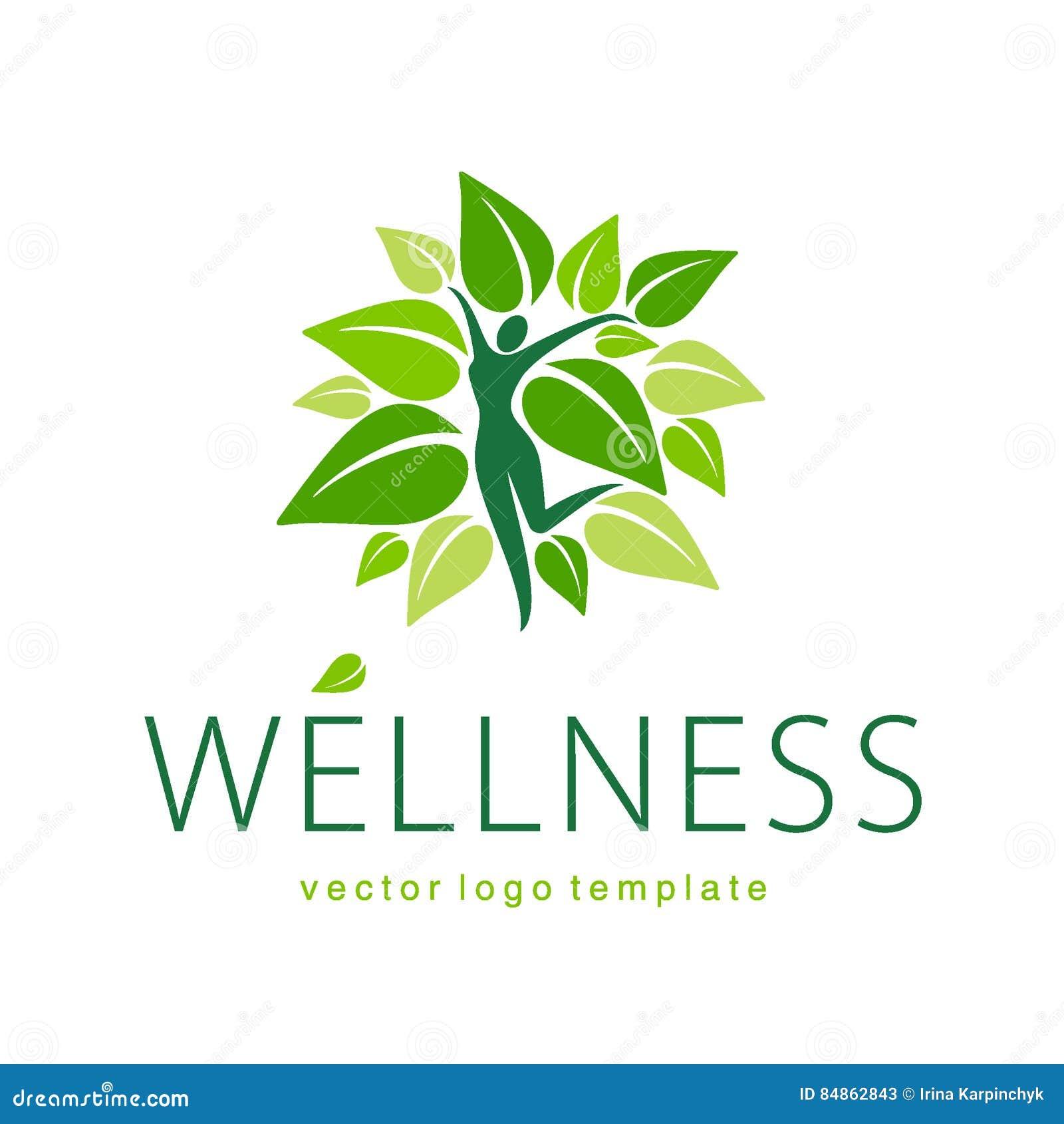 Дизайн логотипа вектора здоровья