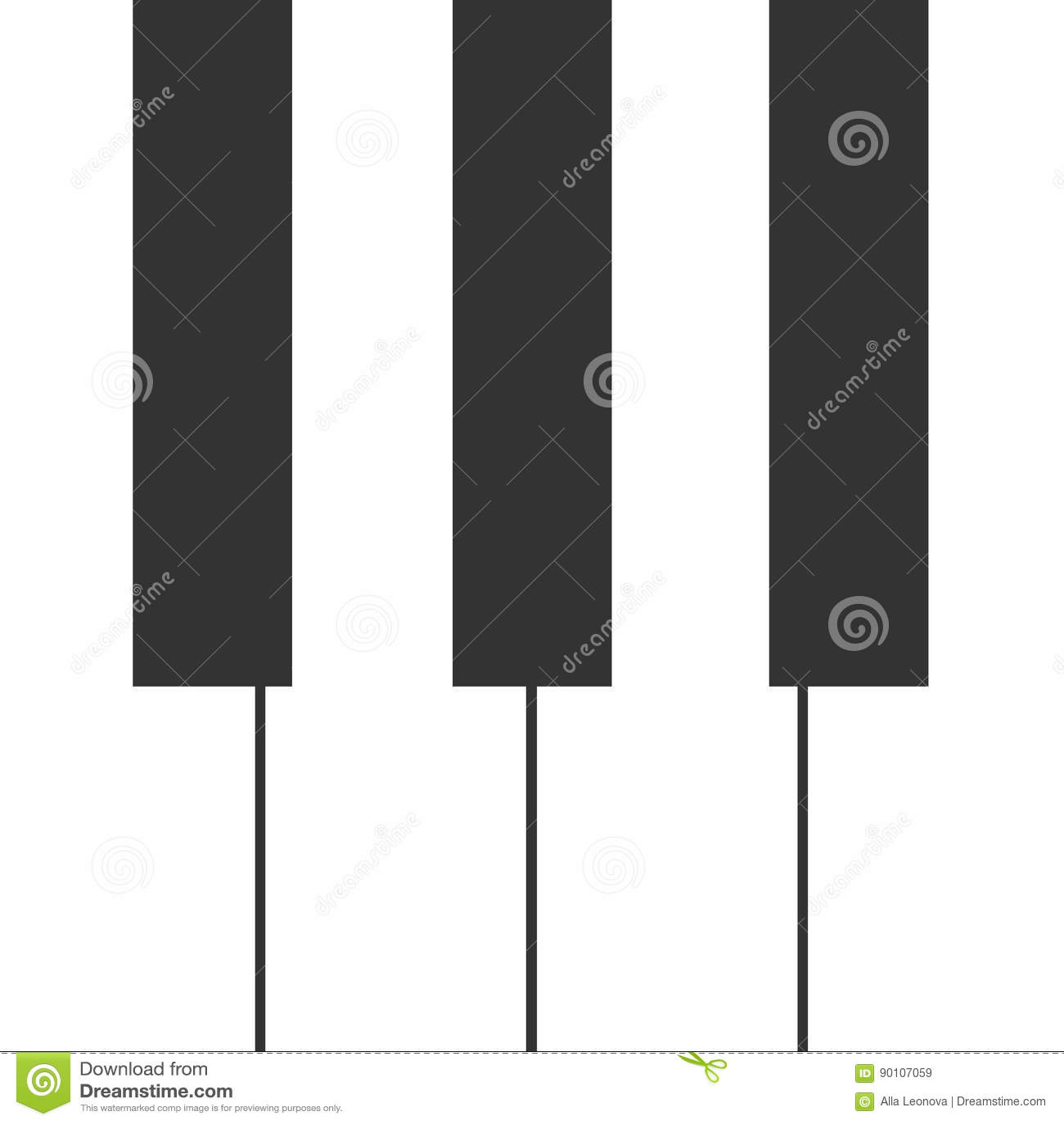 Дизайн плаката концерта рояля Концерт живой музыки пользует ключом рояль также вектор иллюстрации притяжки corel