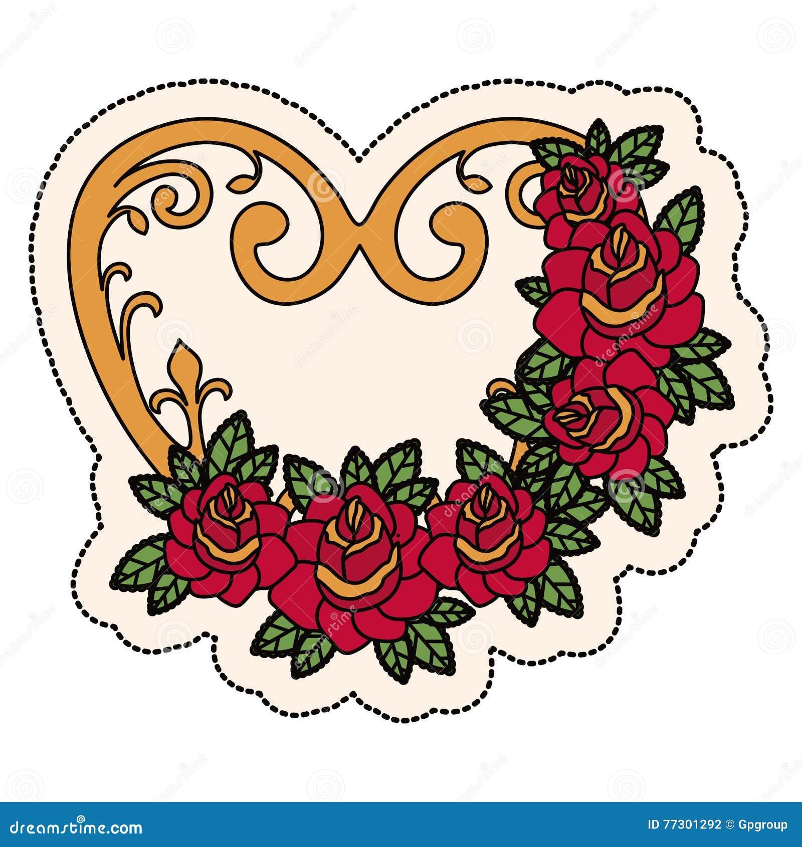 Дизайн формы сердца