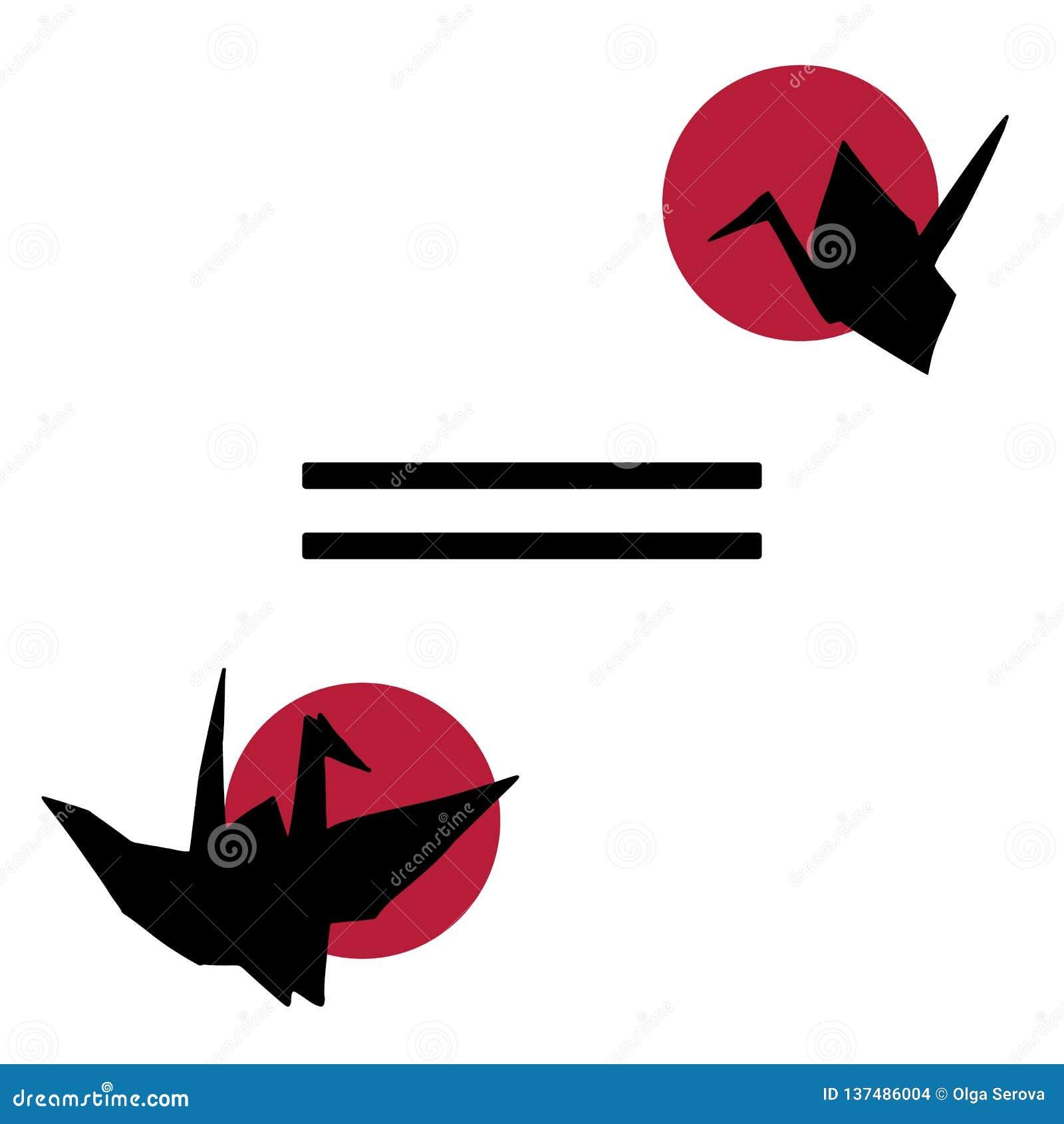 Дизайн шаблона Origami