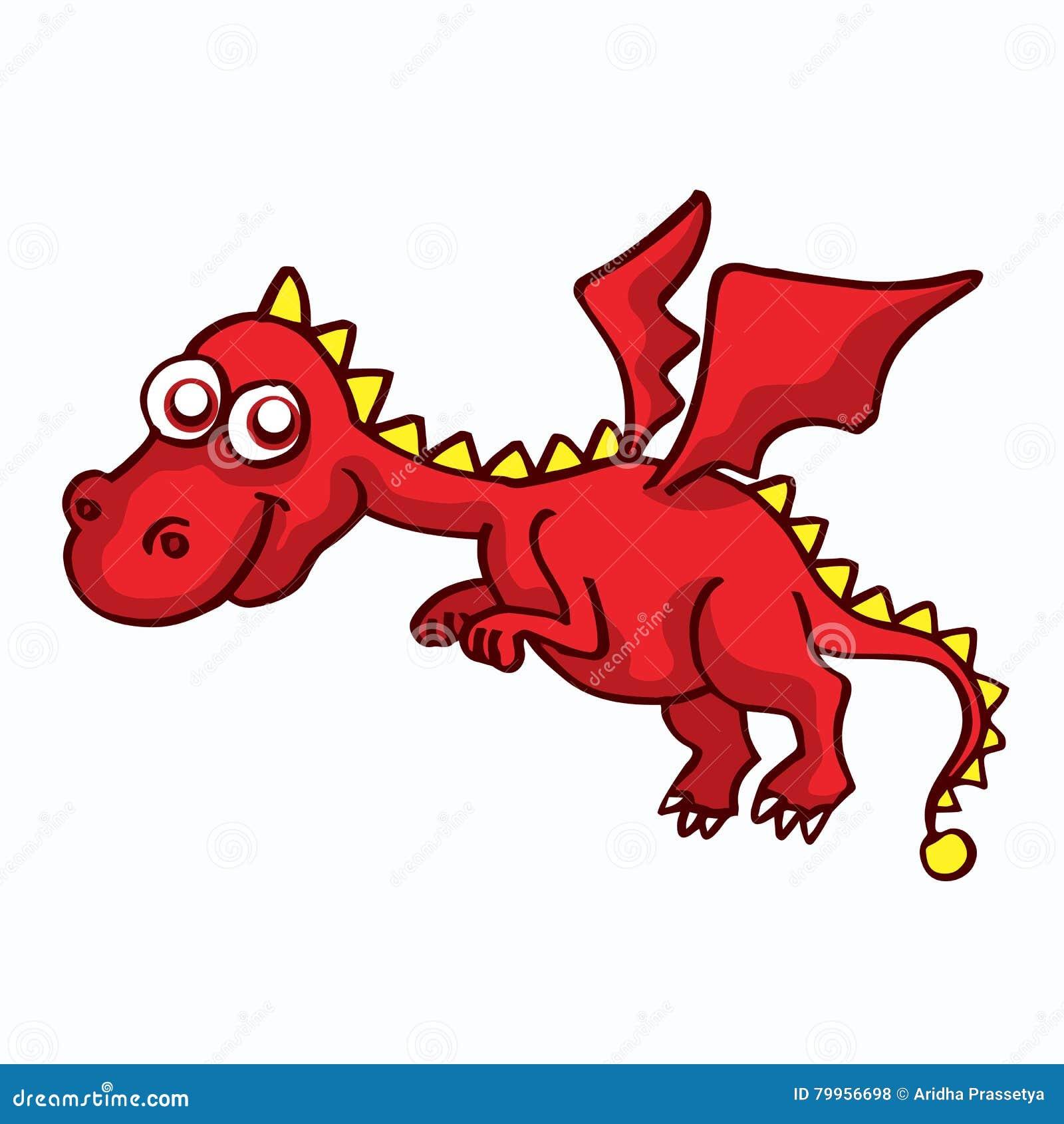 Картинки Для Детей Дракон