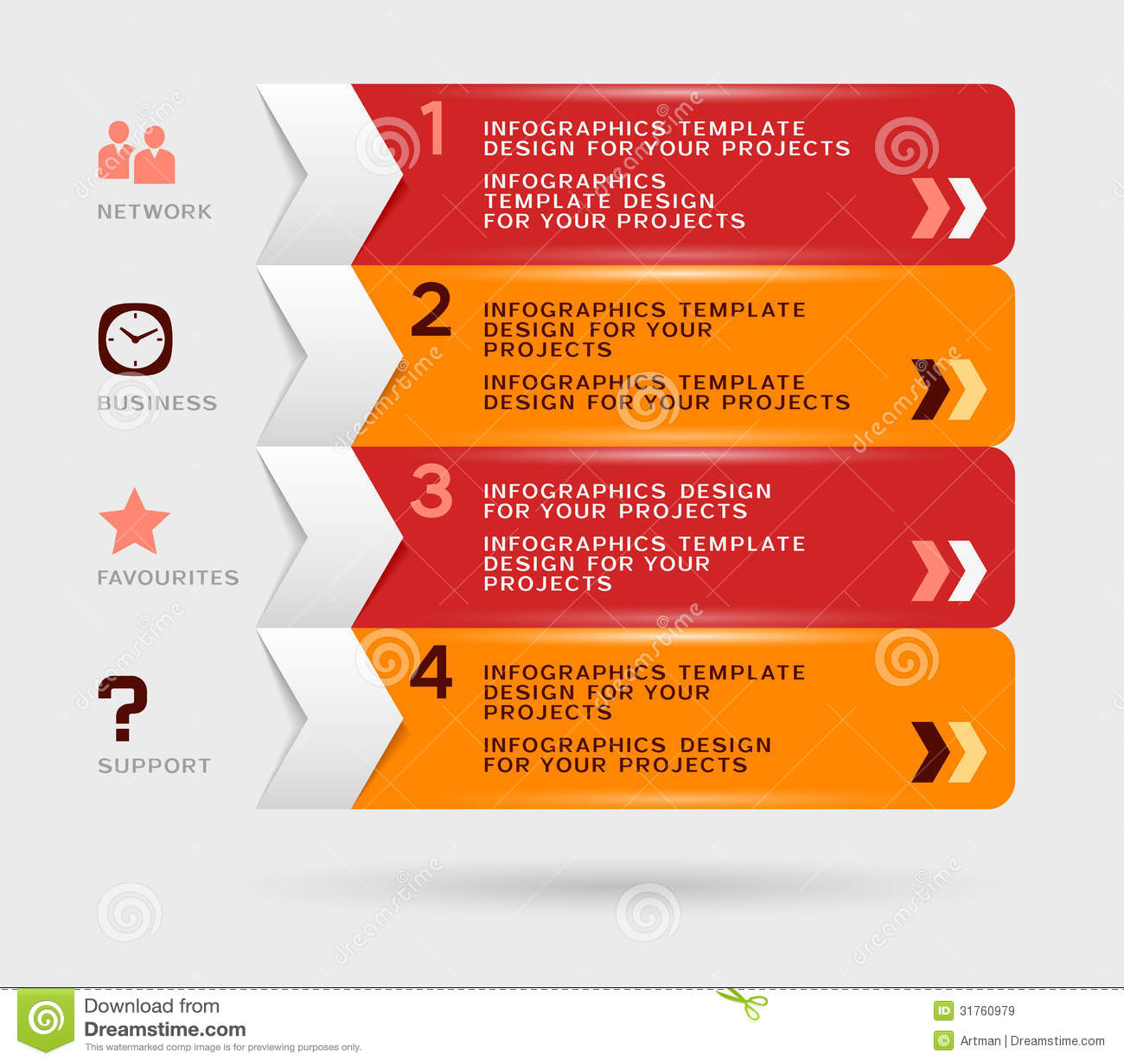 Дизайн Infographic
