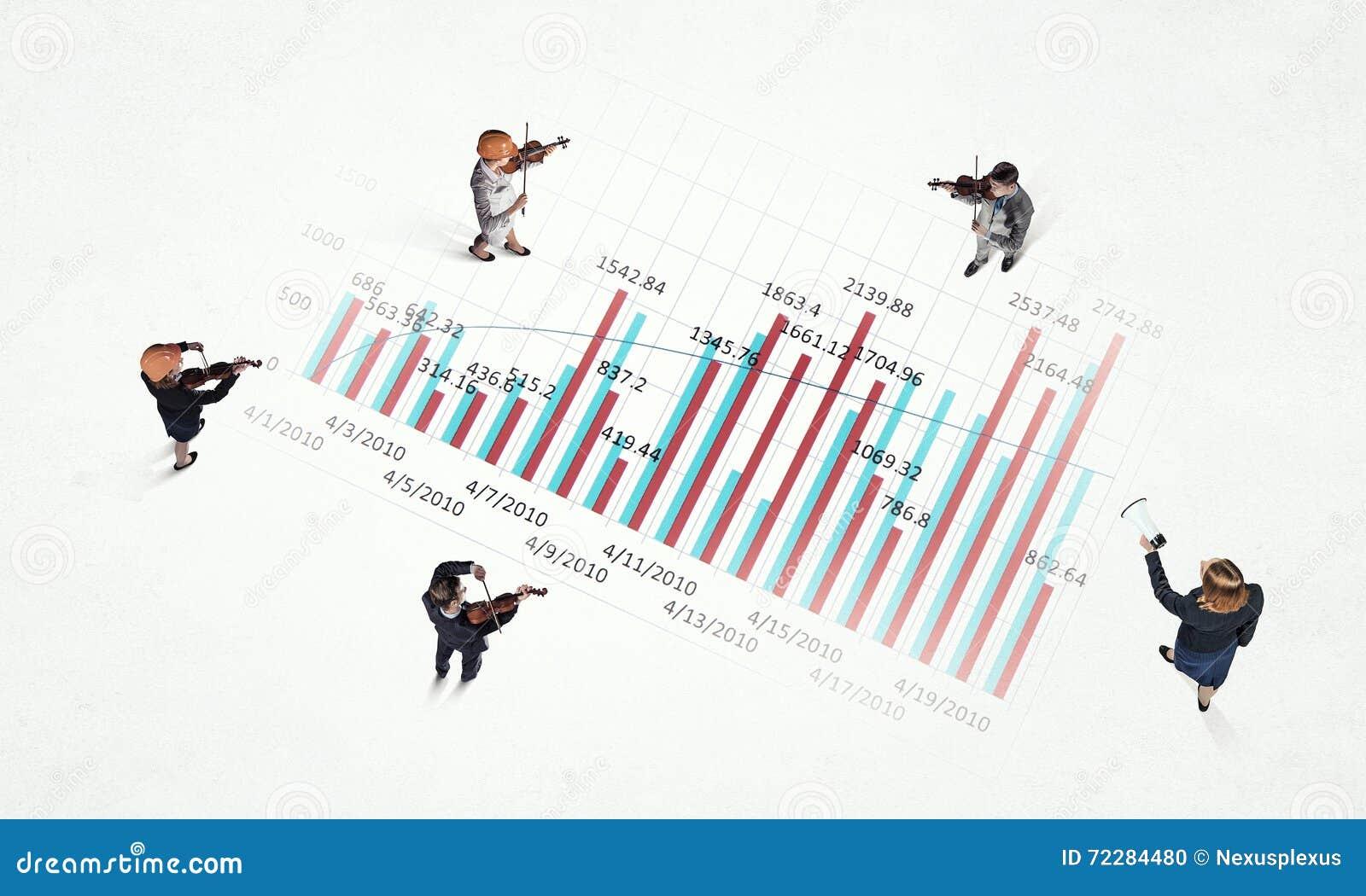 Download Динамика роста в деле стоковое фото. изображение насчитывающей команда - 72284480