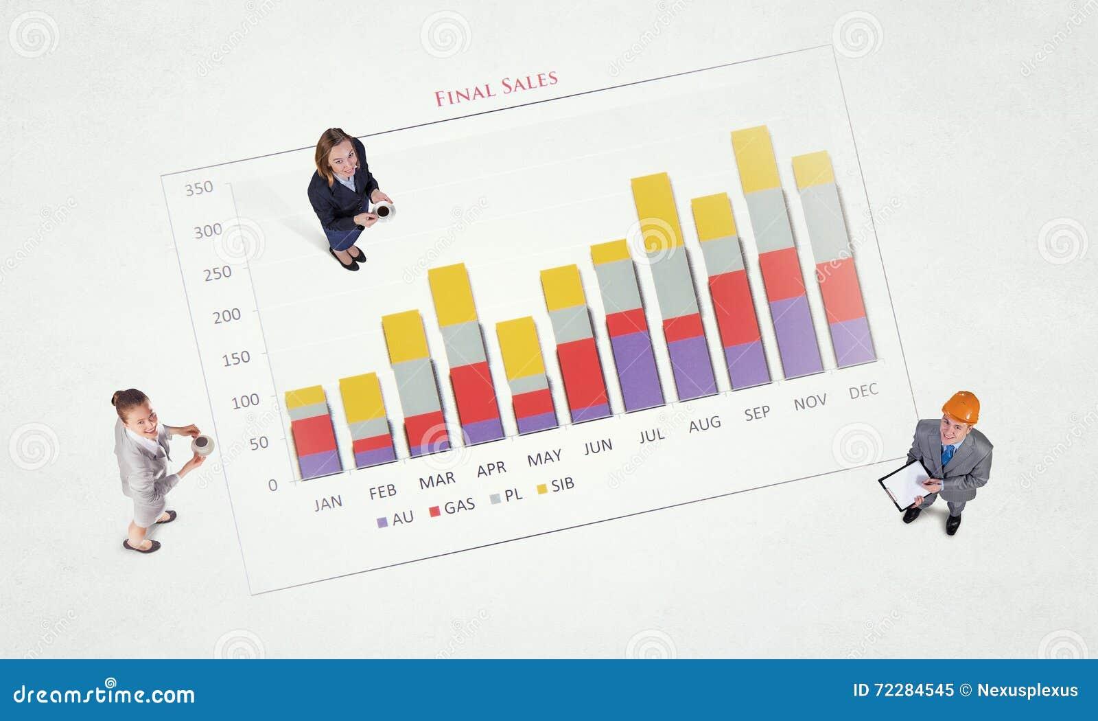Download Динамика роста в деле стоковое изображение. изображение насчитывающей успех - 72284545