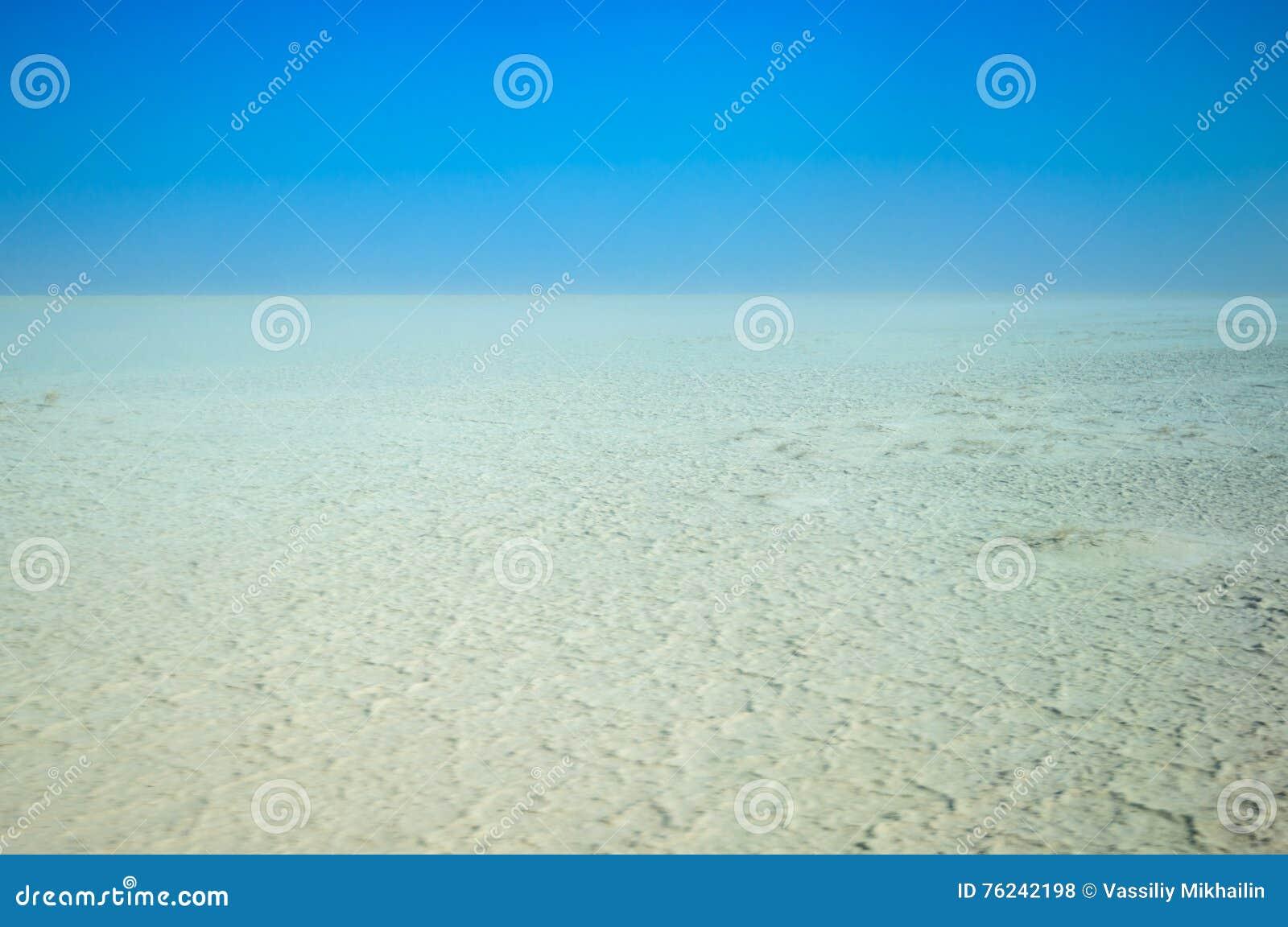 Дно Аральского Моря