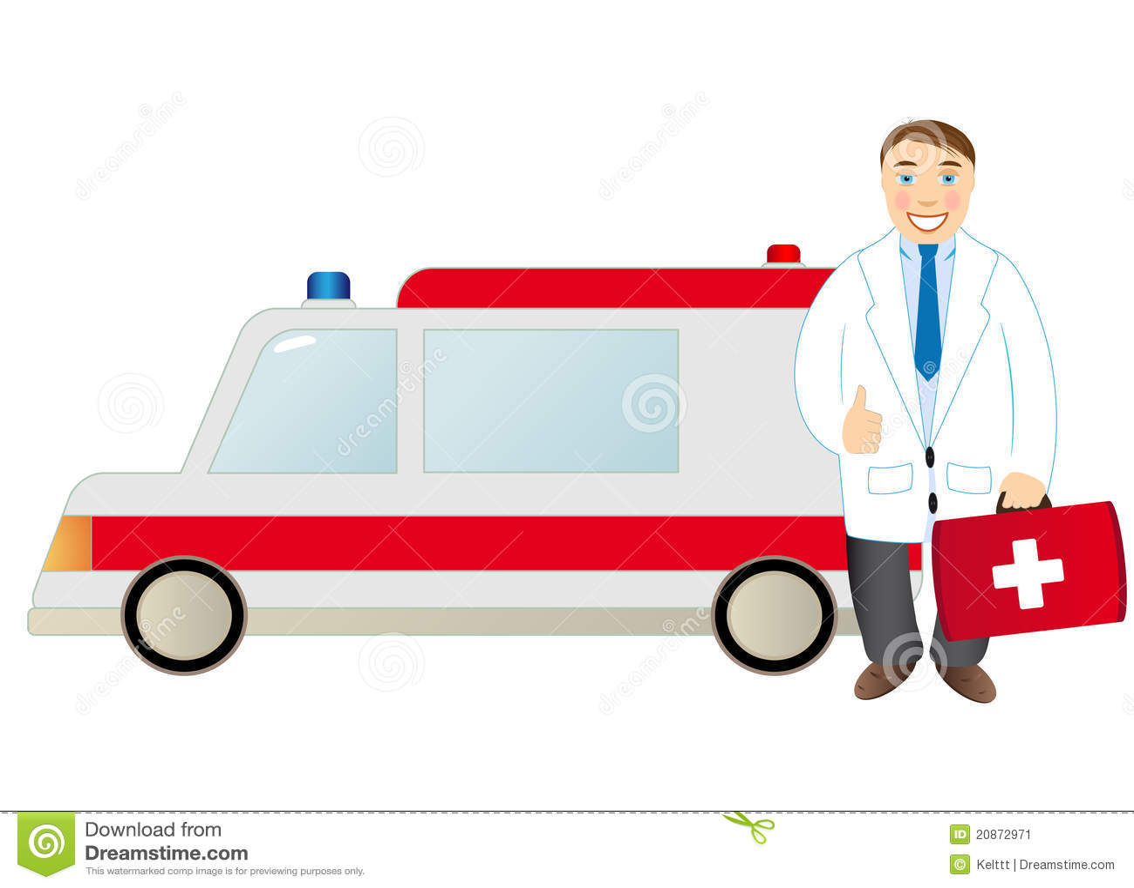 Картинки врача скорой помощи для детей