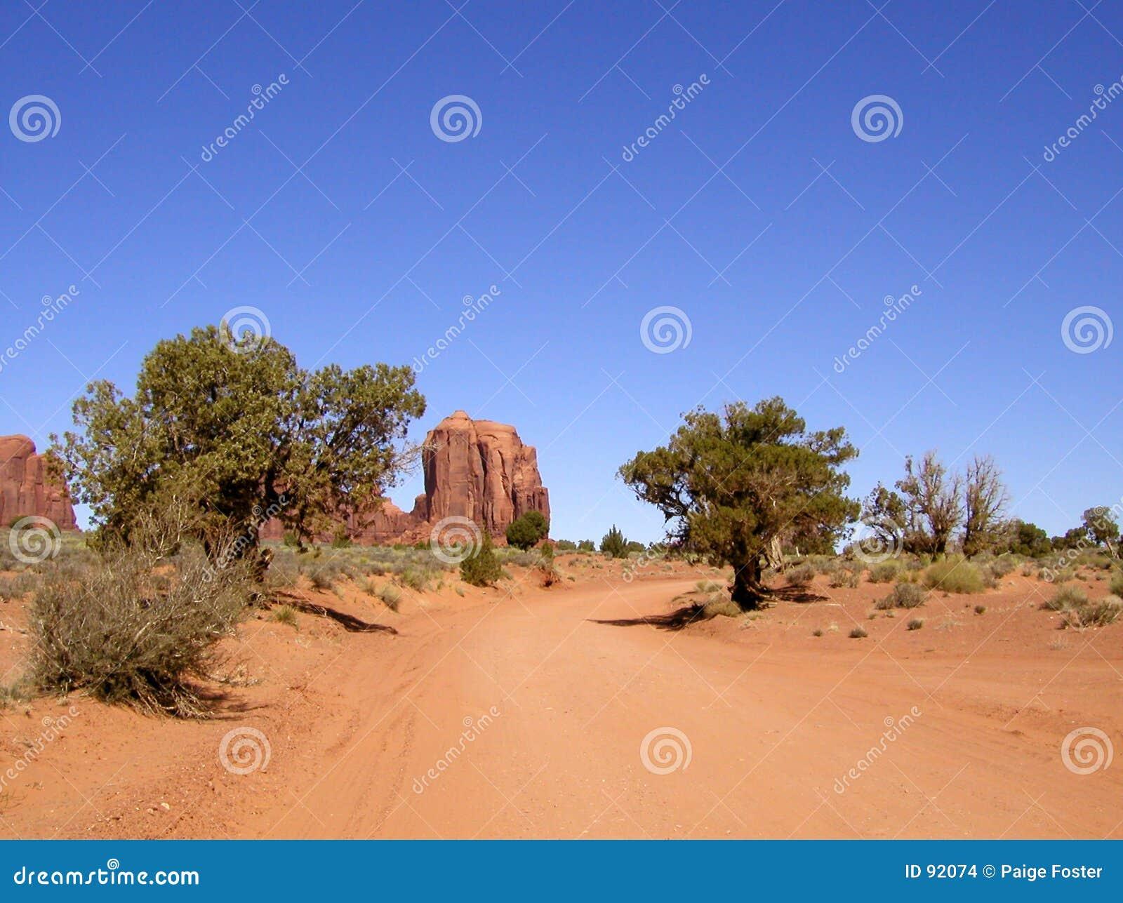 долина дороги памятника грязи