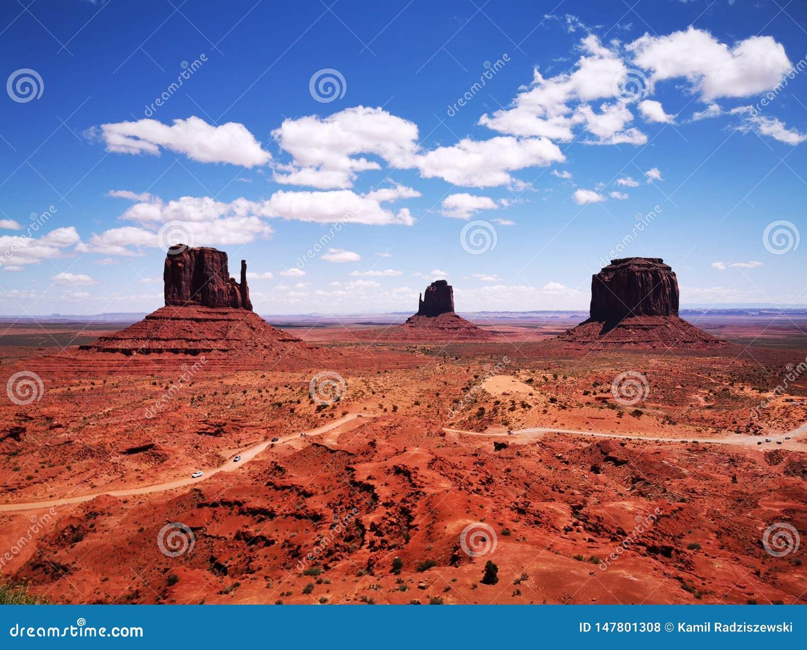 Долина США памятника
