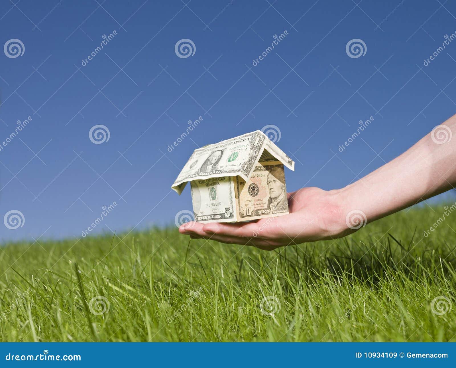 доллары дома